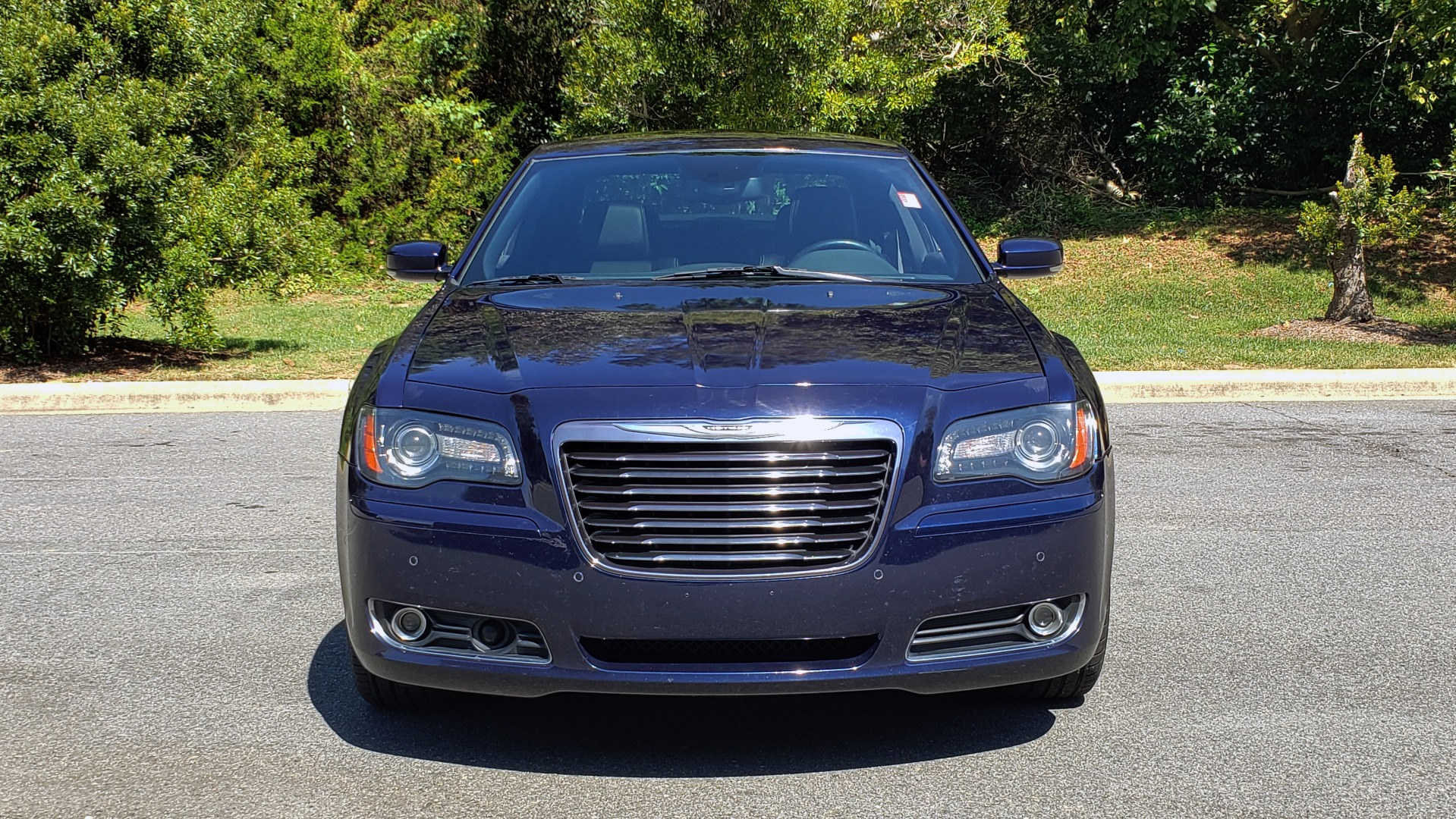 Used 2014 Chrysler 300 S AWD / SAFETY TEC / BLIND SPOT / LIGHT GRP / LUXURY GRP for sale Sold at Formula Imports in Charlotte NC 28227 20