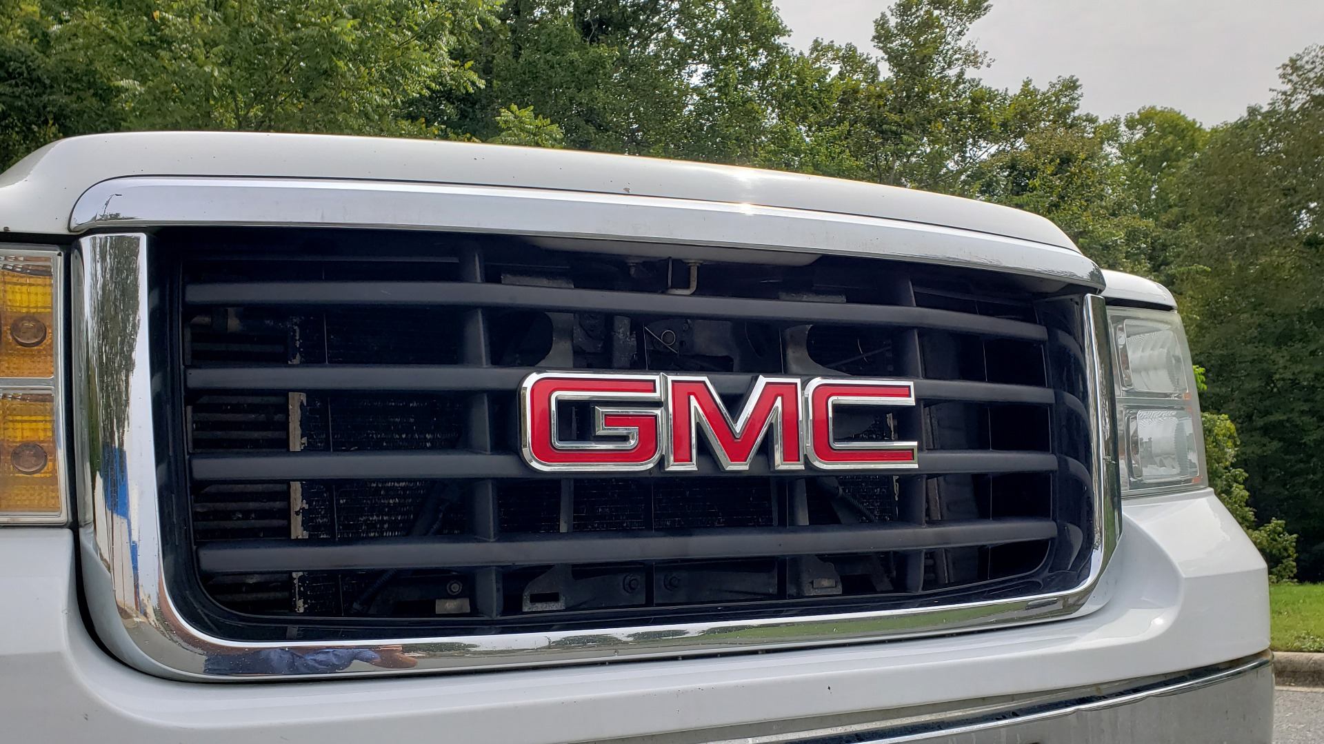 Used 2009 GMC SIERRA 2500HD SLE 4WD CREWCAB / 6.6L DURAMAX / 6-SPD ALLISON for sale Sold at Formula Imports in Charlotte NC 28227 20
