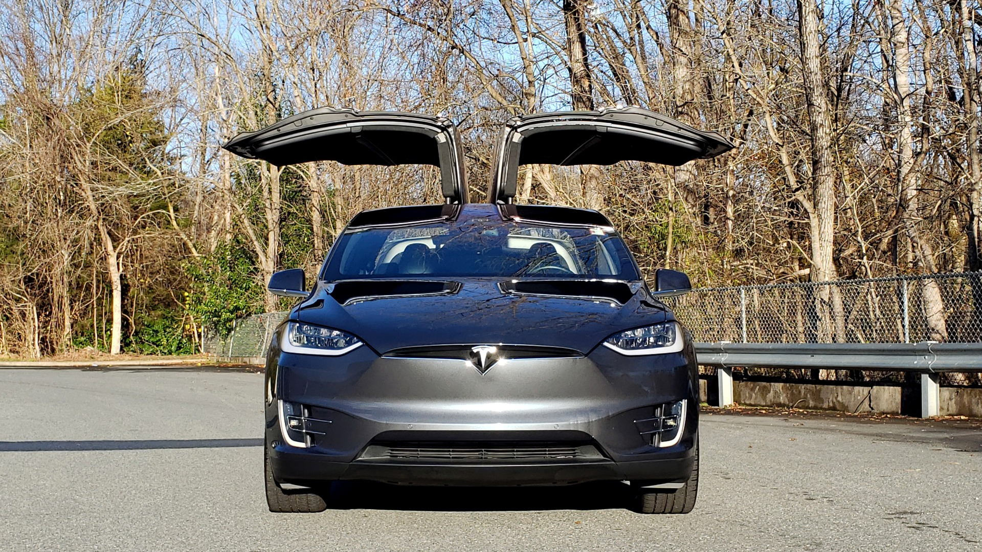 Used 2016 Tesla MODEL X P100D LUDICROUS PERF / PREM / TECH / AUTO PILOT / TOWING for sale Sold at Formula Imports in Charlotte NC 28227 13