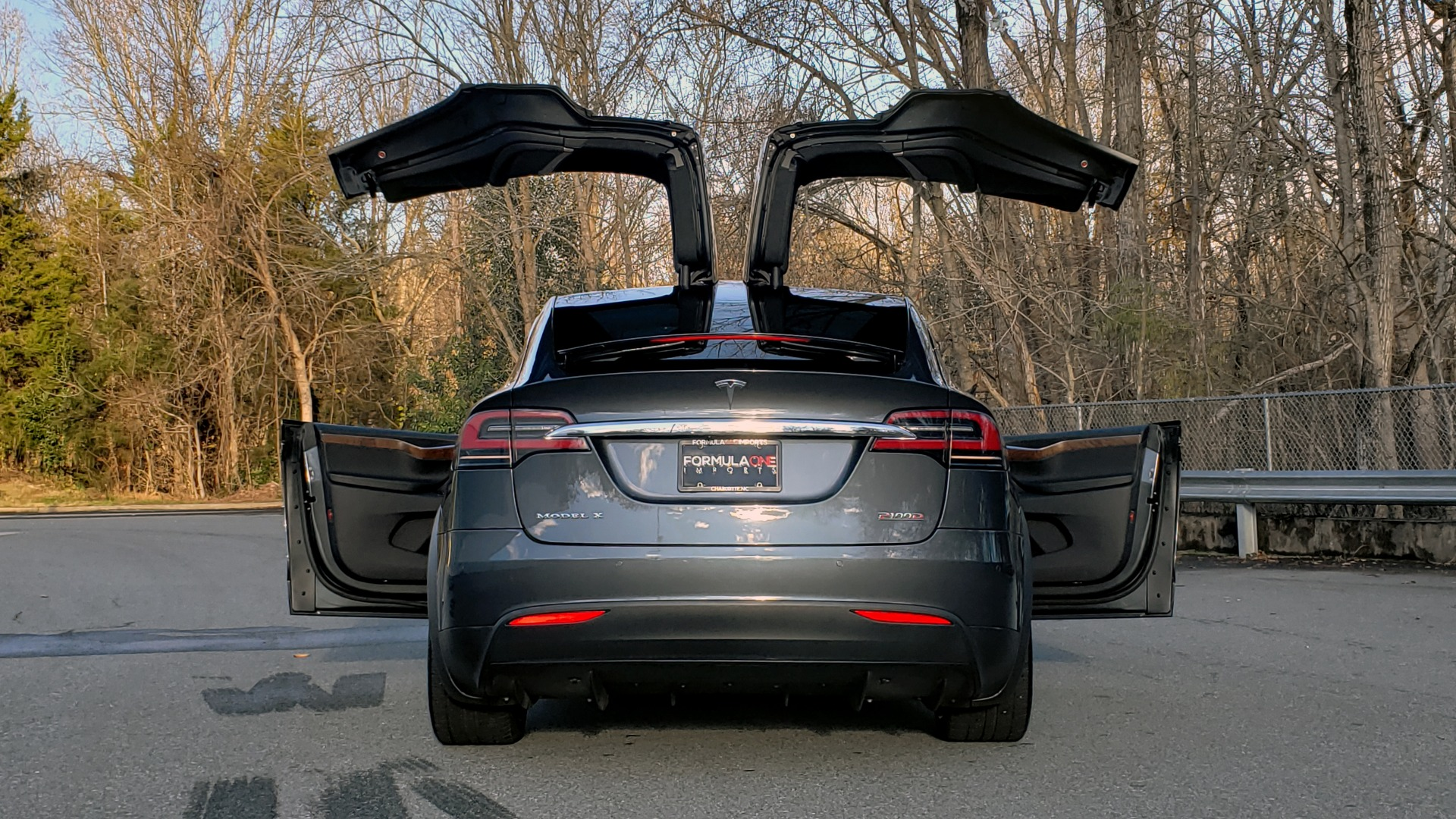 Used 2016 Tesla MODEL X P100D LUDICROUS PERF / PREM / TECH / AUTO PILOT / TOWING for sale Sold at Formula Imports in Charlotte NC 28227 16