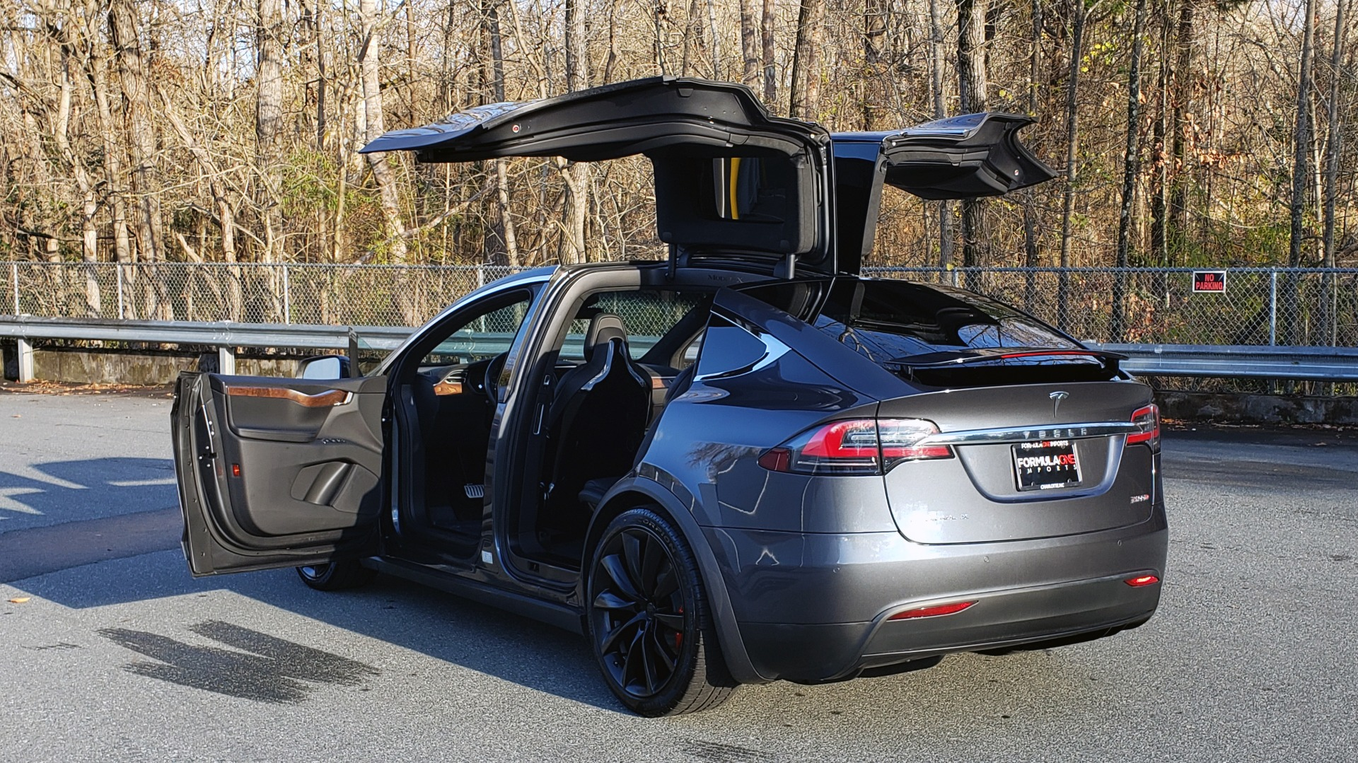 Used 2016 Tesla MODEL X P100D LUDICROUS PERF / PREM / TECH / AUTO PILOT / TOWING for sale Sold at Formula Imports in Charlotte NC 28227 17