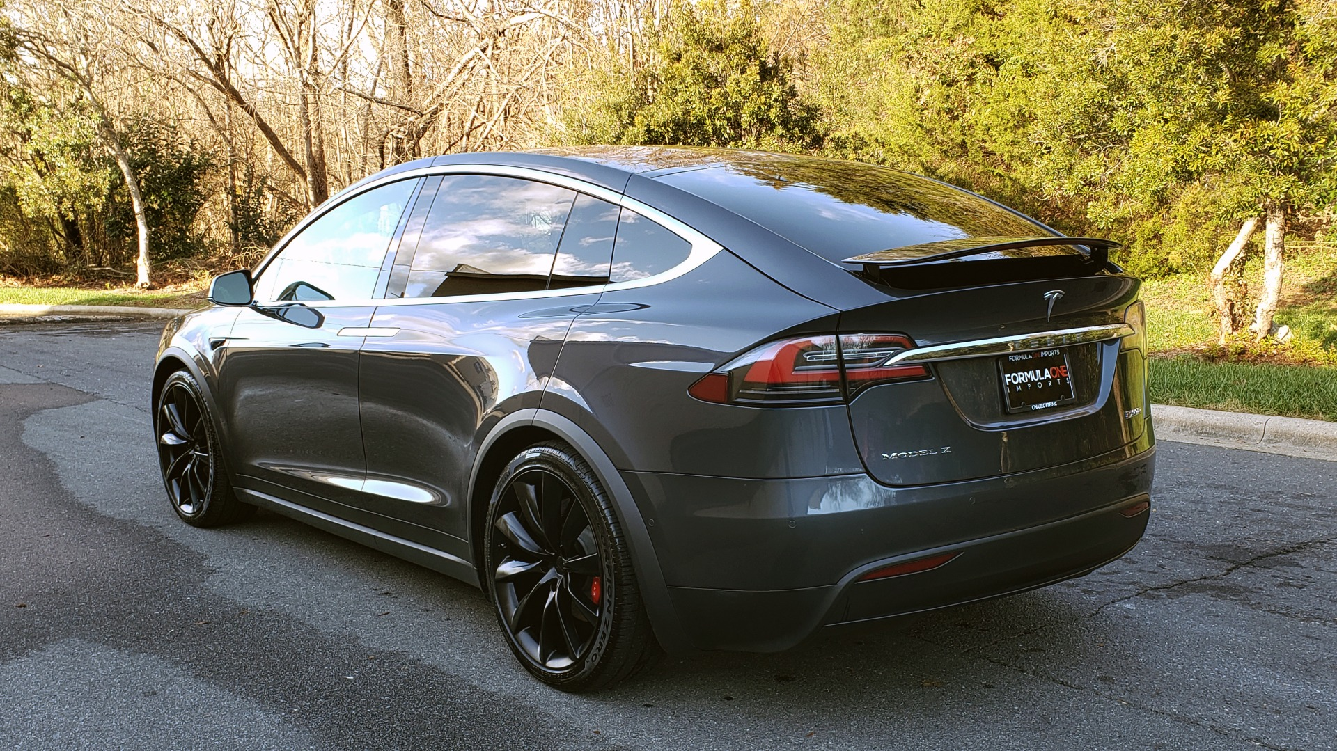 Used 2016 Tesla MODEL X P100D LUDICROUS PERF / PREM / TECH / AUTO PILOT / TOWING for sale Sold at Formula Imports in Charlotte NC 28227 3