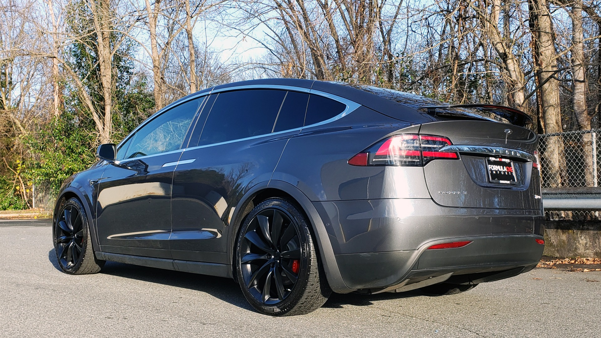 Used 2016 Tesla MODEL X P100D LUDICROUS PERF / PREM / TECH / AUTO PILOT / TOWING for sale Sold at Formula Imports in Charlotte NC 28227 6