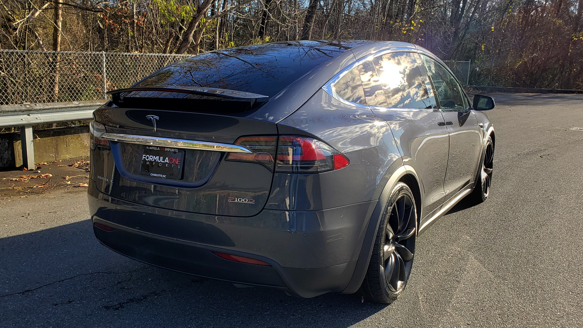 Used 2016 Tesla MODEL X P100D LUDICROUS PERF / PREM / TECH / AUTO PILOT / TOWING for sale Sold at Formula Imports in Charlotte NC 28227 7