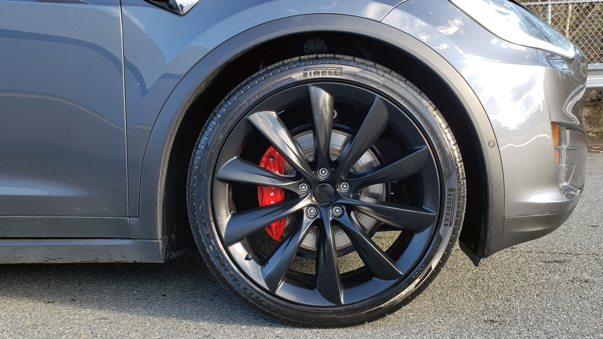 Used 2016 Tesla MODEL X P100D LUDICROUS PERF / PREM / TECH / AUTO PILOT / TOWING for sale Sold at Formula Imports in Charlotte NC 28227 78