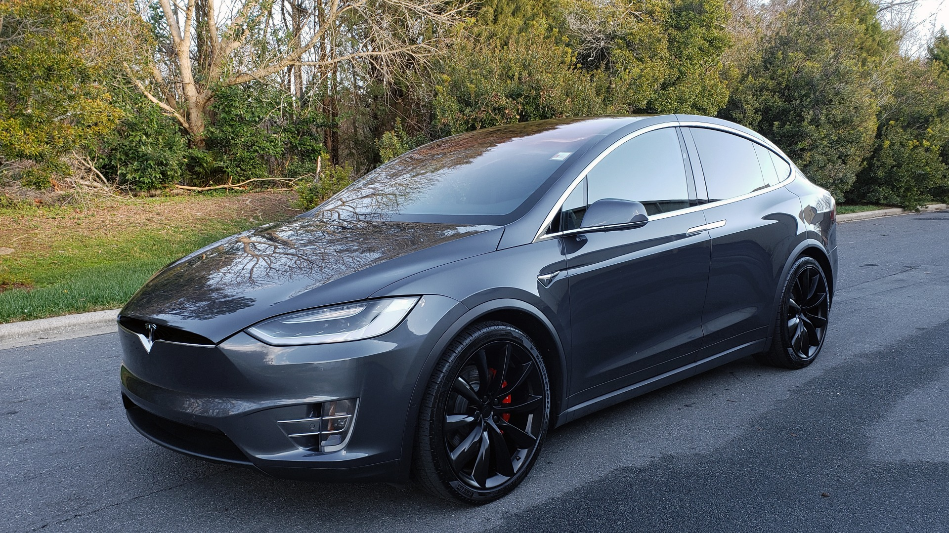 Used 2016 Tesla MODEL X P100D LUDICROUS PERF / PREM / TECH / AUTO PILOT / TOWING for sale Sold at Formula Imports in Charlotte NC 28227 1