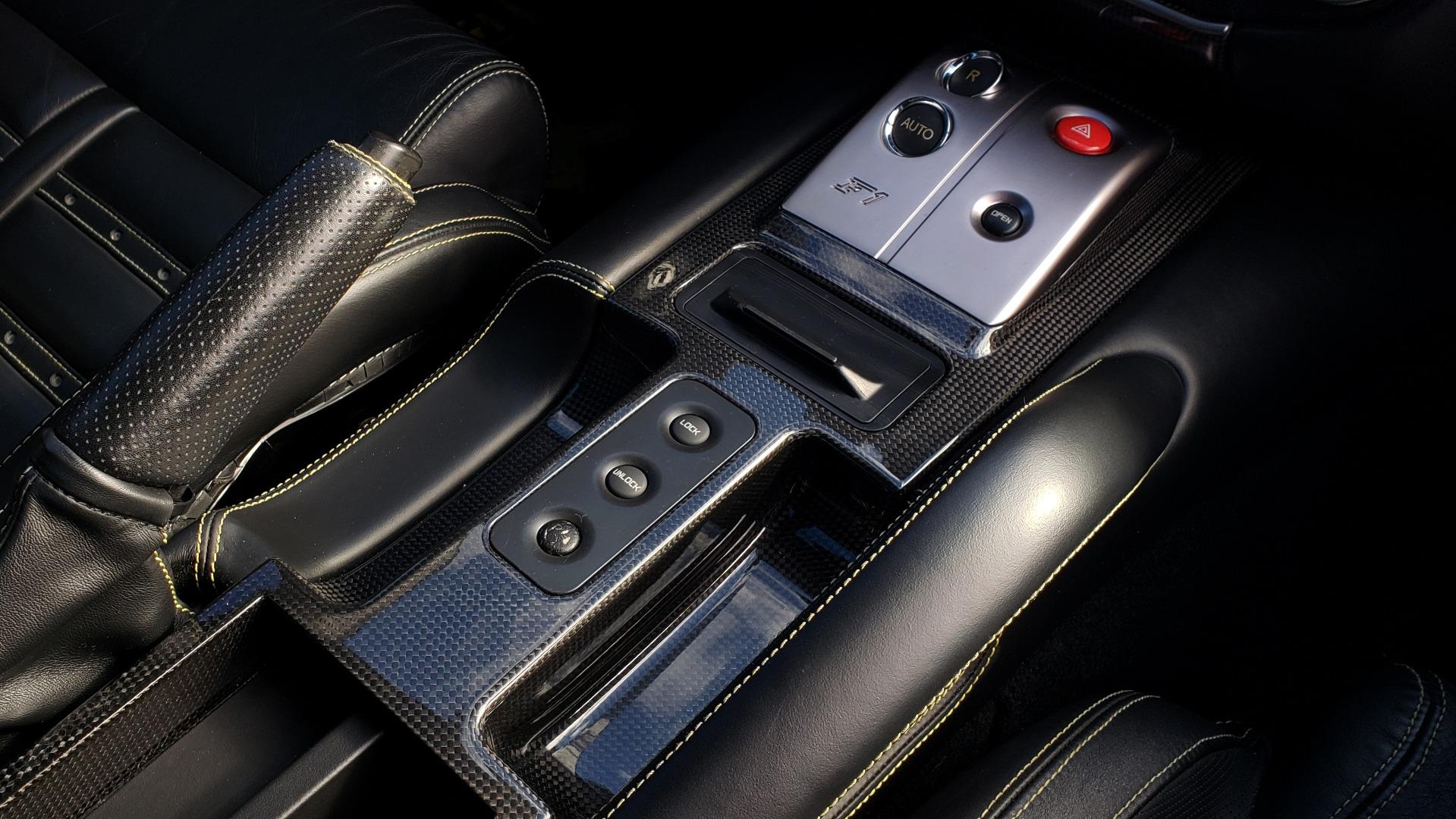 Used 2007 Ferrari 599 GTB FIORANO HGTE / V12 / F1 TRANS / NAV / BOSE / CUSTOM WHEELS for sale $109,999 at Formula Imports in Charlotte NC 28227 108
