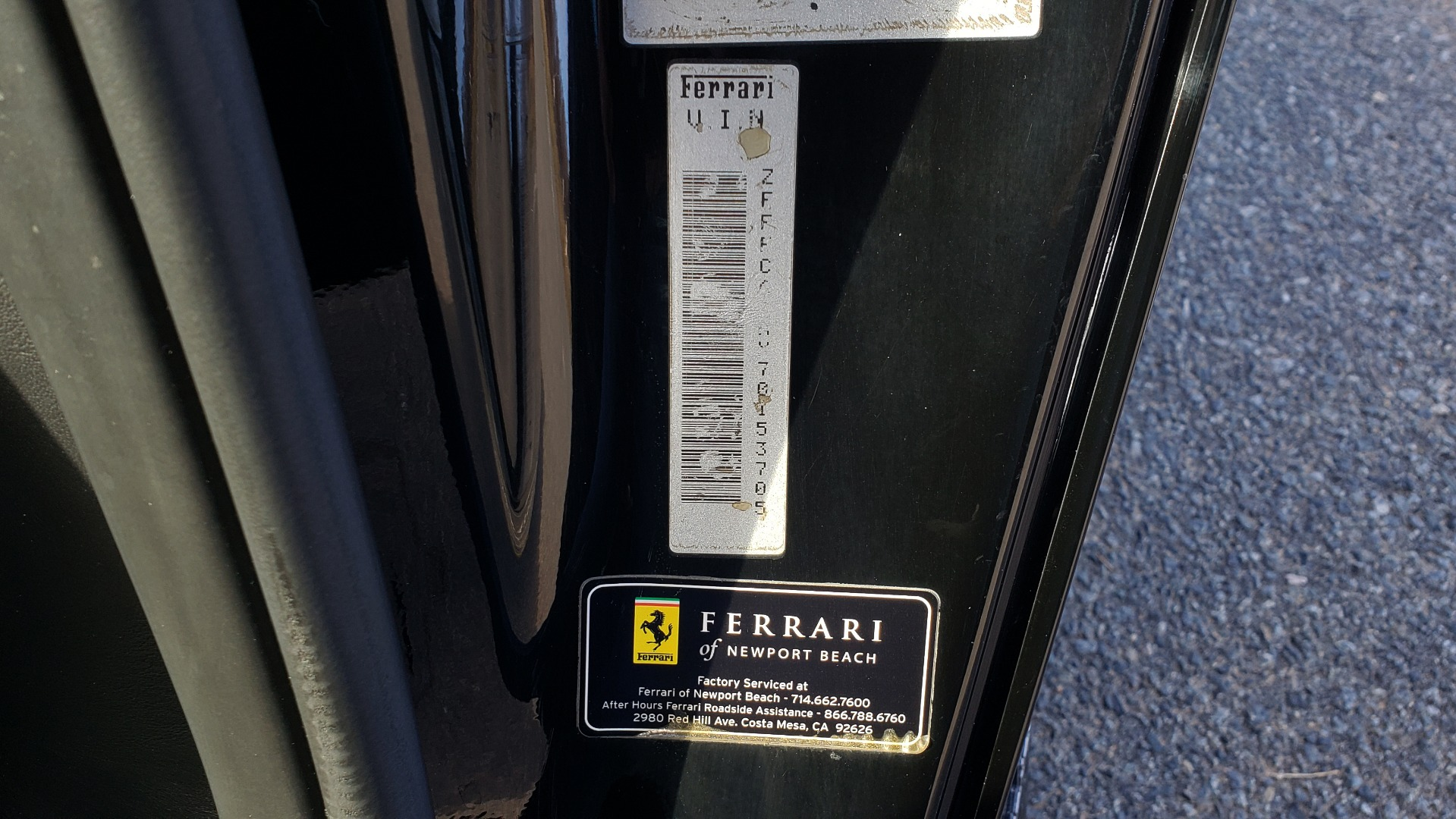 Used 2007 Ferrari 599 GTB FIORANO HGTE / V12 / F1 TRANS / NAV / BOSE / CUSTOM WHEELS for sale $109,999 at Formula Imports in Charlotte NC 28227 118