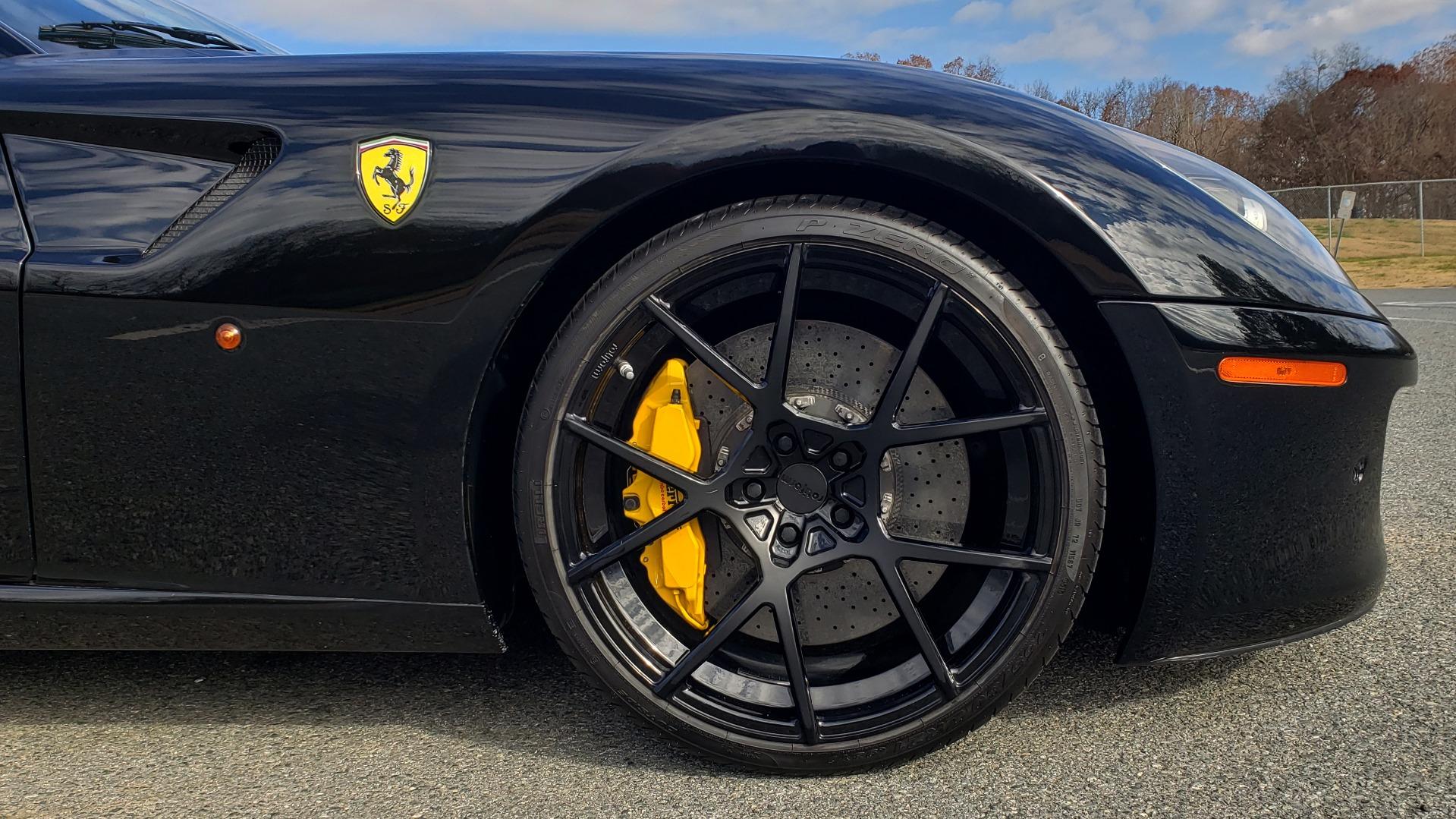 Used 2007 Ferrari 599 GTB FIORANO HGTE / V12 / F1 TRANS / NAV / BOSE / CUSTOM WHEELS for sale $109,999 at Formula Imports in Charlotte NC 28227 122