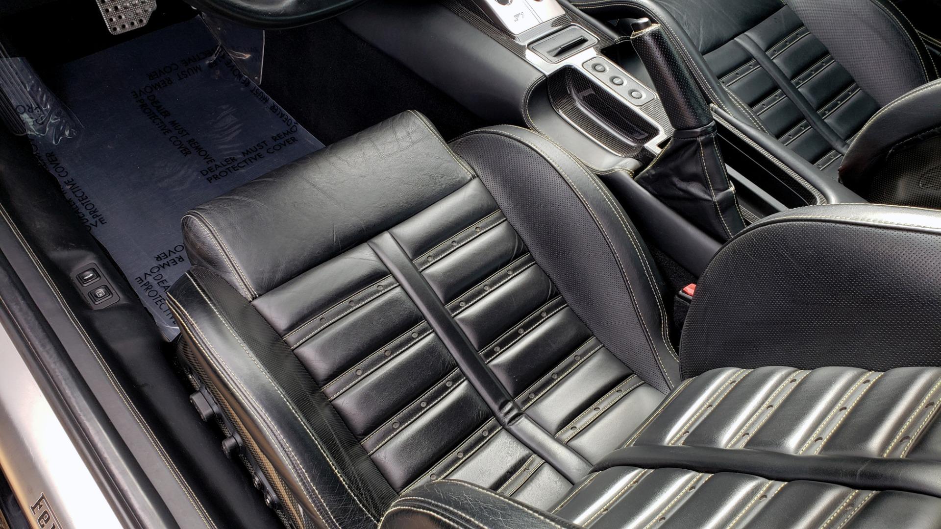 Used 2007 Ferrari 599 GTB FIORANO HGTE / V12 / F1 TRANS / NAV / BOSE / CUSTOM WHEELS for sale $109,999 at Formula Imports in Charlotte NC 28227 32