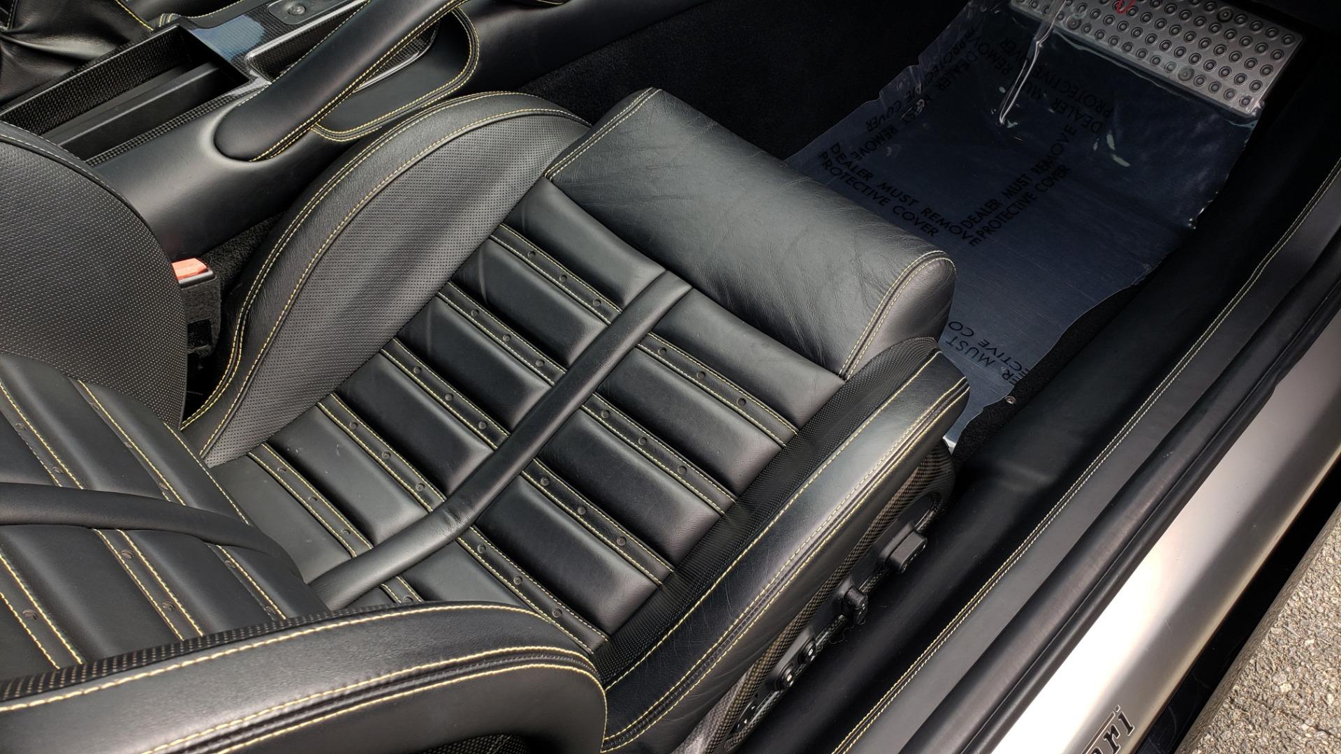 Used 2007 Ferrari 599 GTB FIORANO HGTE / V12 / F1 TRANS / NAV / BOSE / CUSTOM WHEELS for sale $109,999 at Formula Imports in Charlotte NC 28227 36