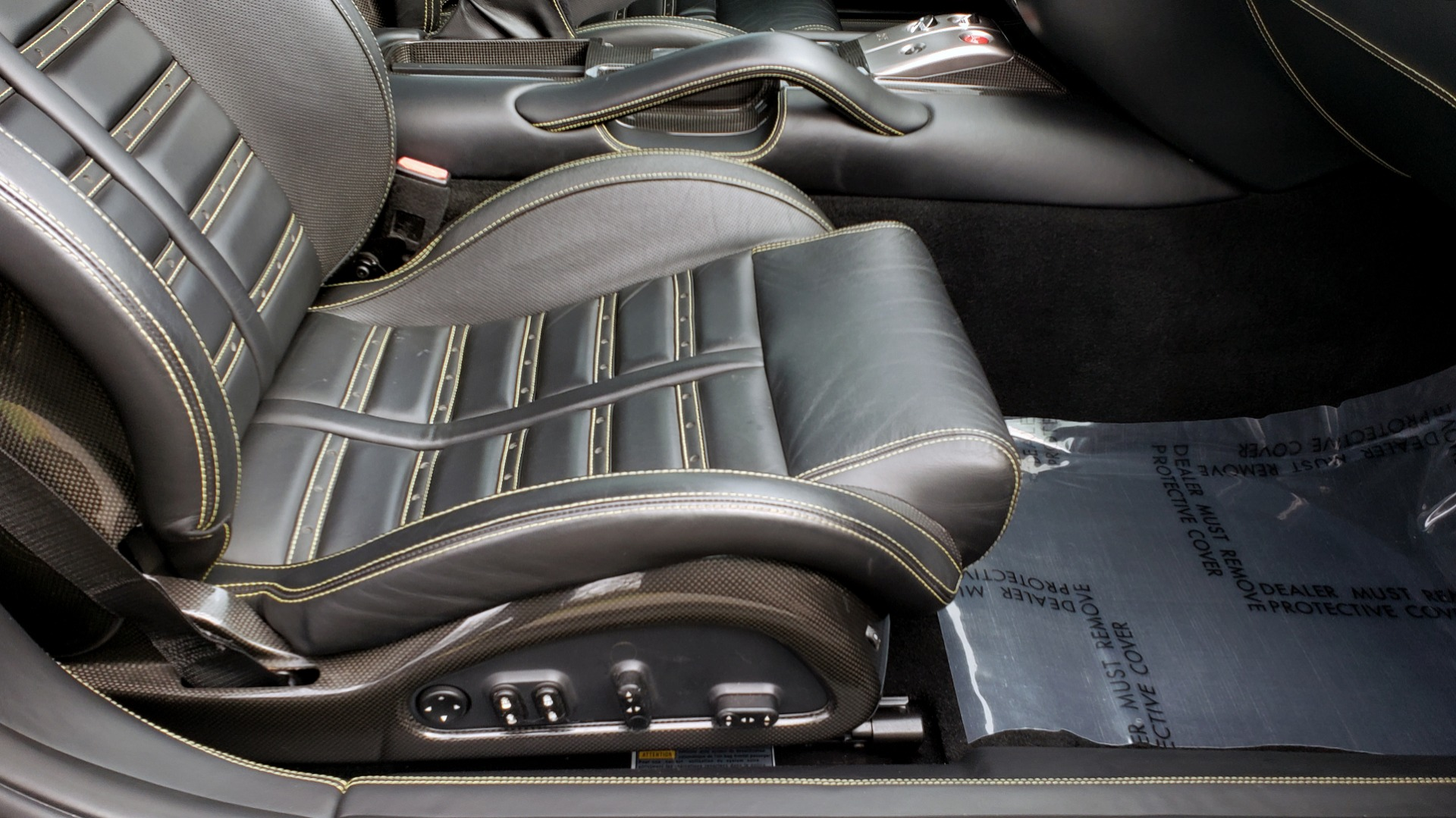 Used 2007 Ferrari 599 GTB FIORANO HGTE / V12 / F1 TRANS / NAV / BOSE / CUSTOM WHEELS for sale $109,999 at Formula Imports in Charlotte NC 28227 38
