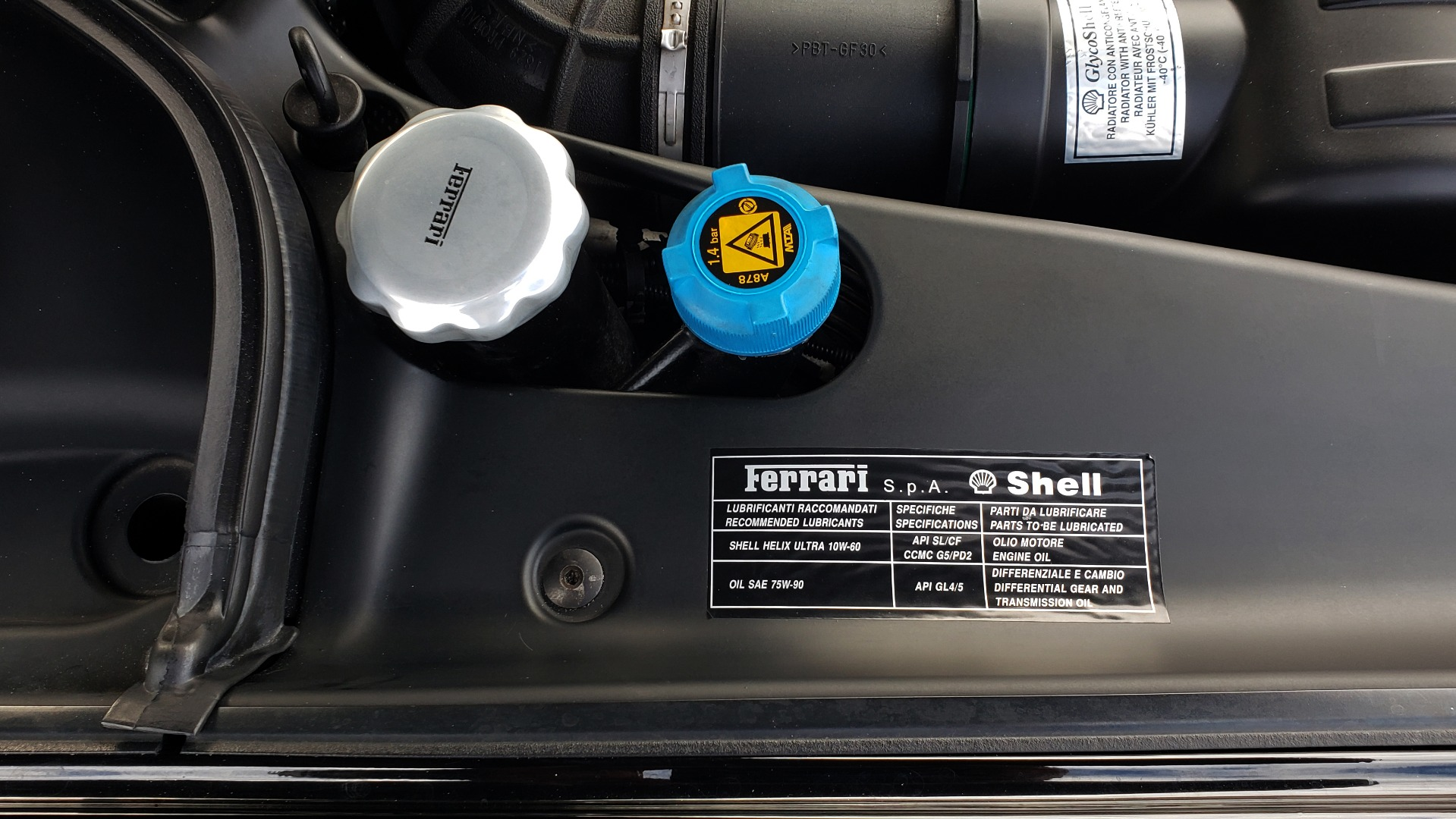 Used 2007 Ferrari 599 GTB FIORANO HGTE / V12 / F1 TRANS / NAV / BOSE / CUSTOM WHEELS for sale $109,999 at Formula Imports in Charlotte NC 28227 62