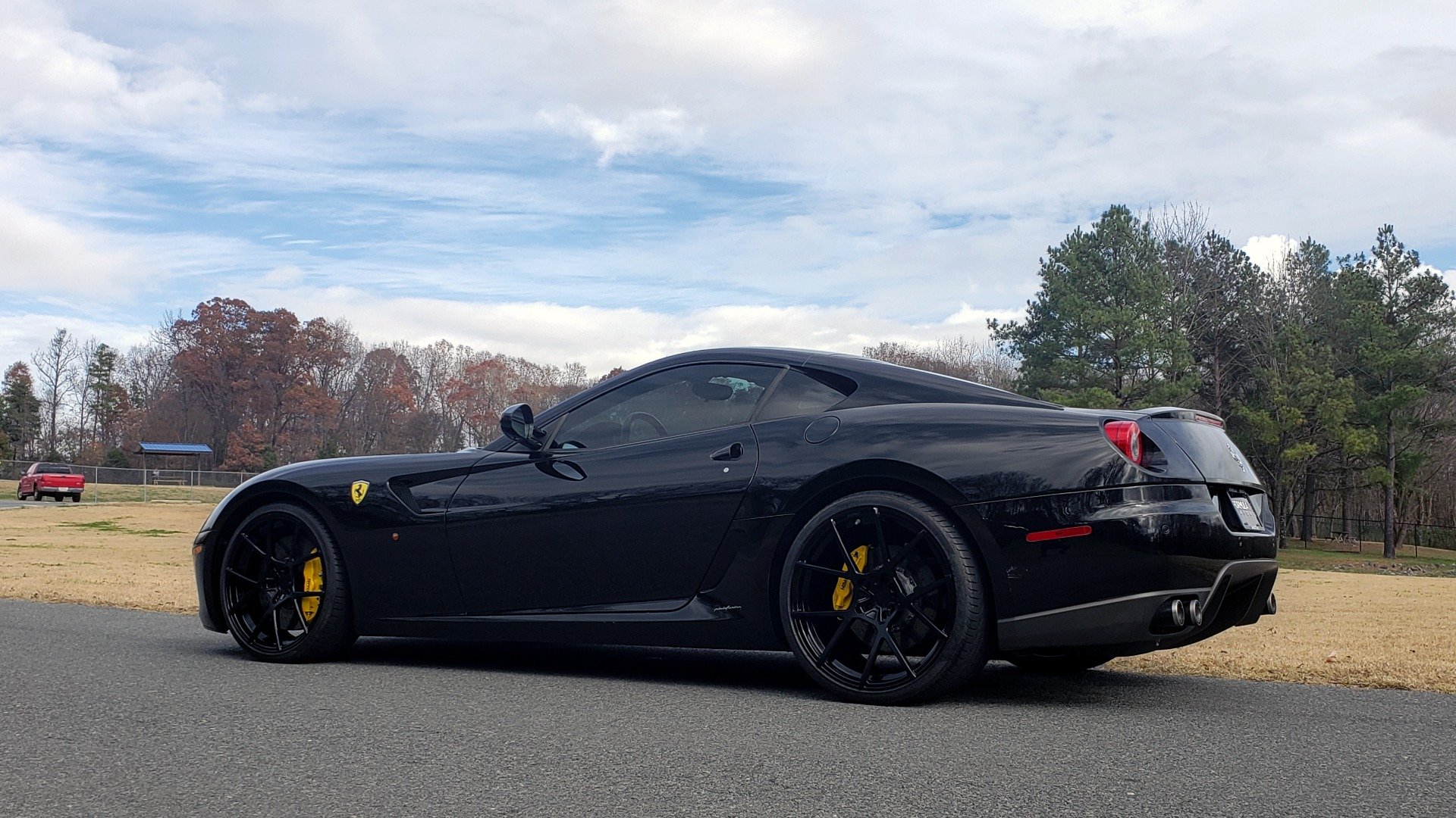 Used 2007 Ferrari 599 GTB FIORANO HGTE / V12 / F1 TRANS / NAV / BOSE / CUSTOM WHEELS for sale Sold at Formula Imports in Charlotte NC 28227 7