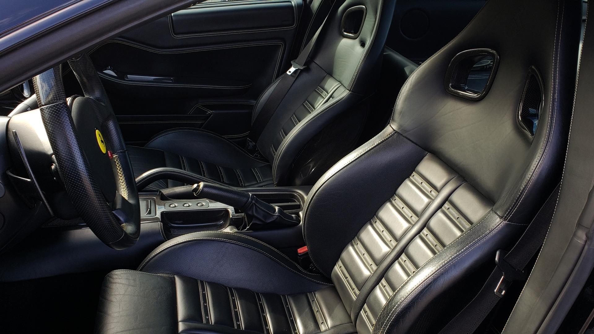 Used 2007 Ferrari 599 GTB FIORANO HGTE / V12 / F1 TRANS / NAV / BOSE / CUSTOM WHEELS for sale $109,999 at Formula Imports in Charlotte NC 28227 84