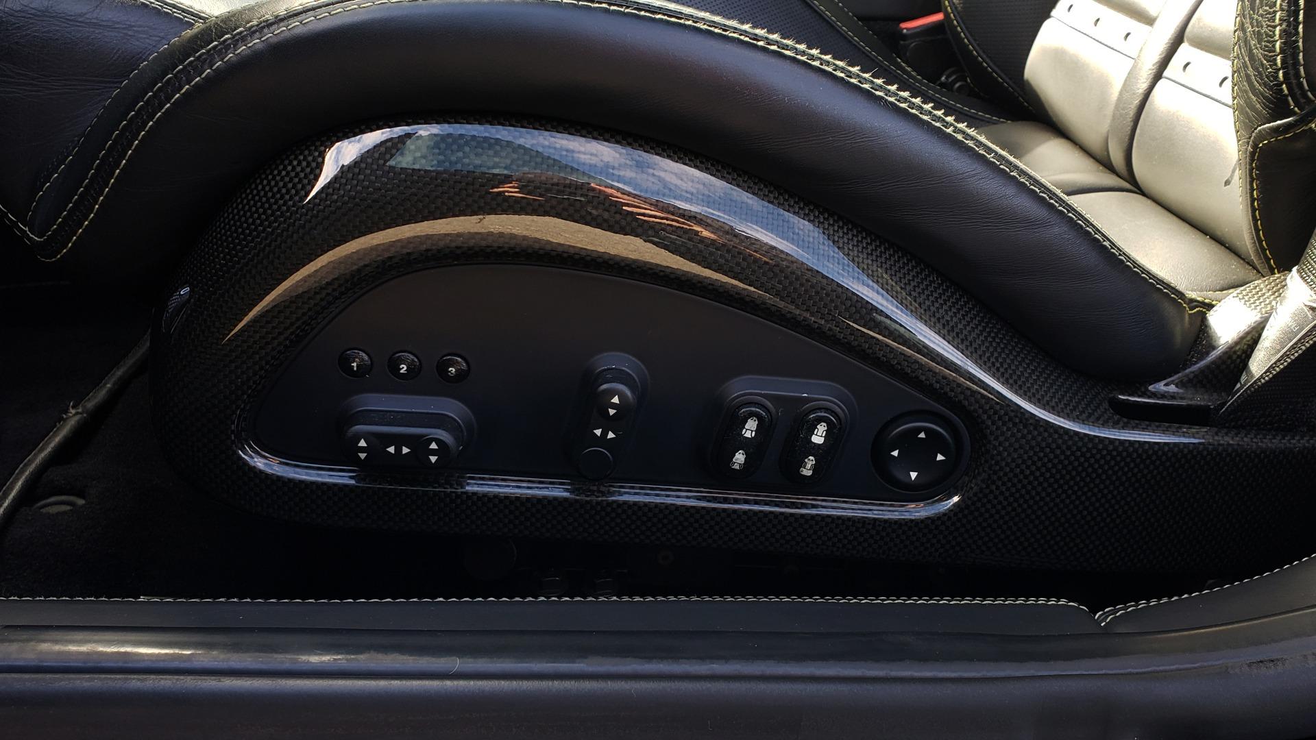 Used 2007 Ferrari 599 GTB FIORANO HGTE / V12 / F1 TRANS / NAV / BOSE / CUSTOM WHEELS for sale $109,999 at Formula Imports in Charlotte NC 28227 85