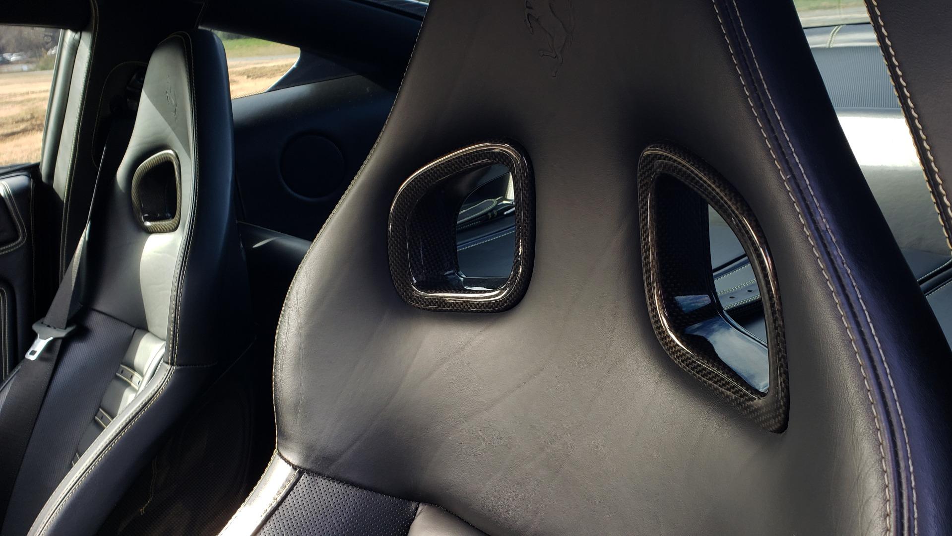 Used 2007 Ferrari 599 GTB FIORANO HGTE / V12 / F1 TRANS / NAV / BOSE / CUSTOM WHEELS for sale $109,999 at Formula Imports in Charlotte NC 28227 86