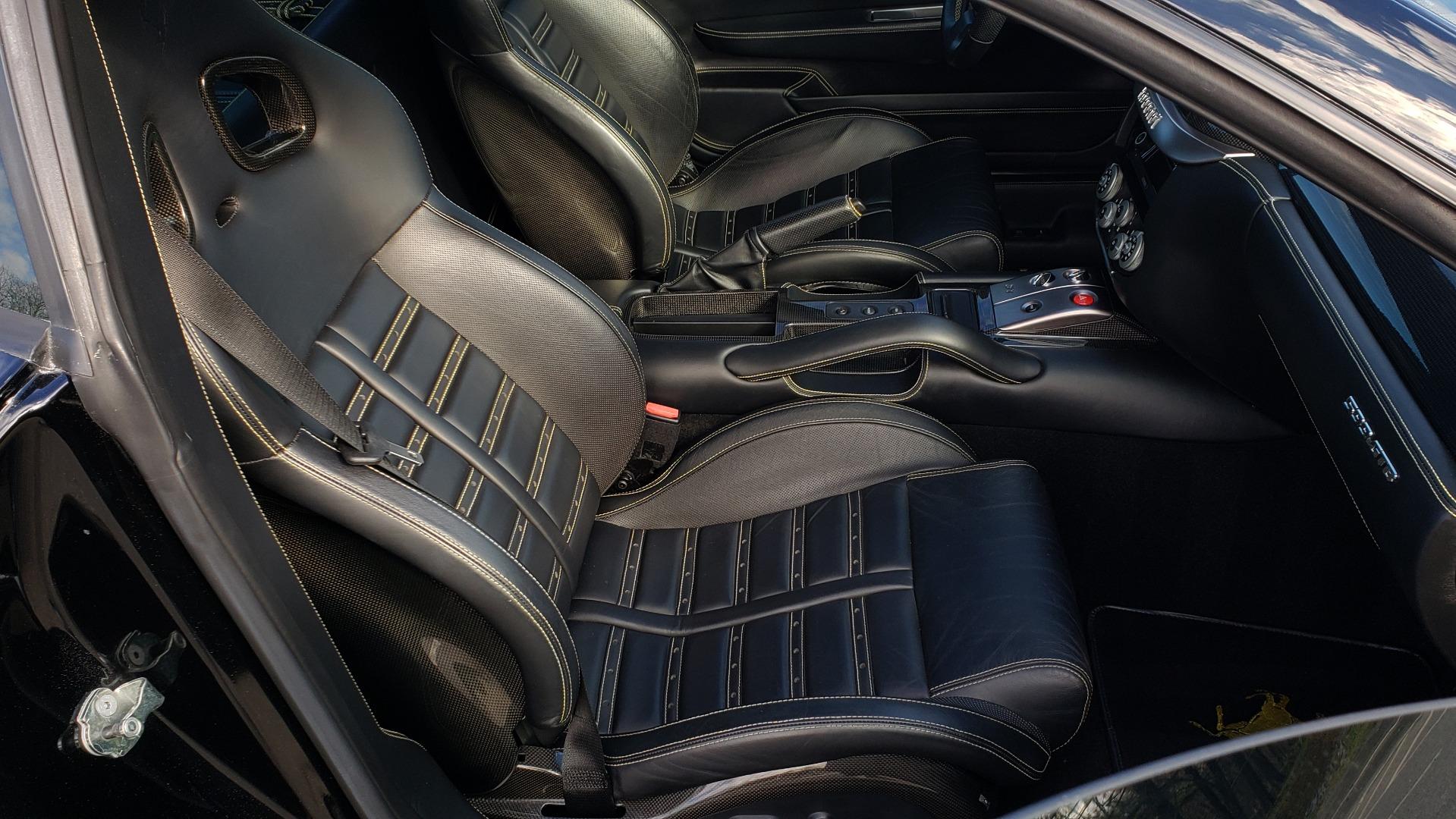 Used 2007 Ferrari 599 GTB FIORANO HGTE / V12 / F1 TRANS / NAV / BOSE / CUSTOM WHEELS for sale $109,999 at Formula Imports in Charlotte NC 28227 97