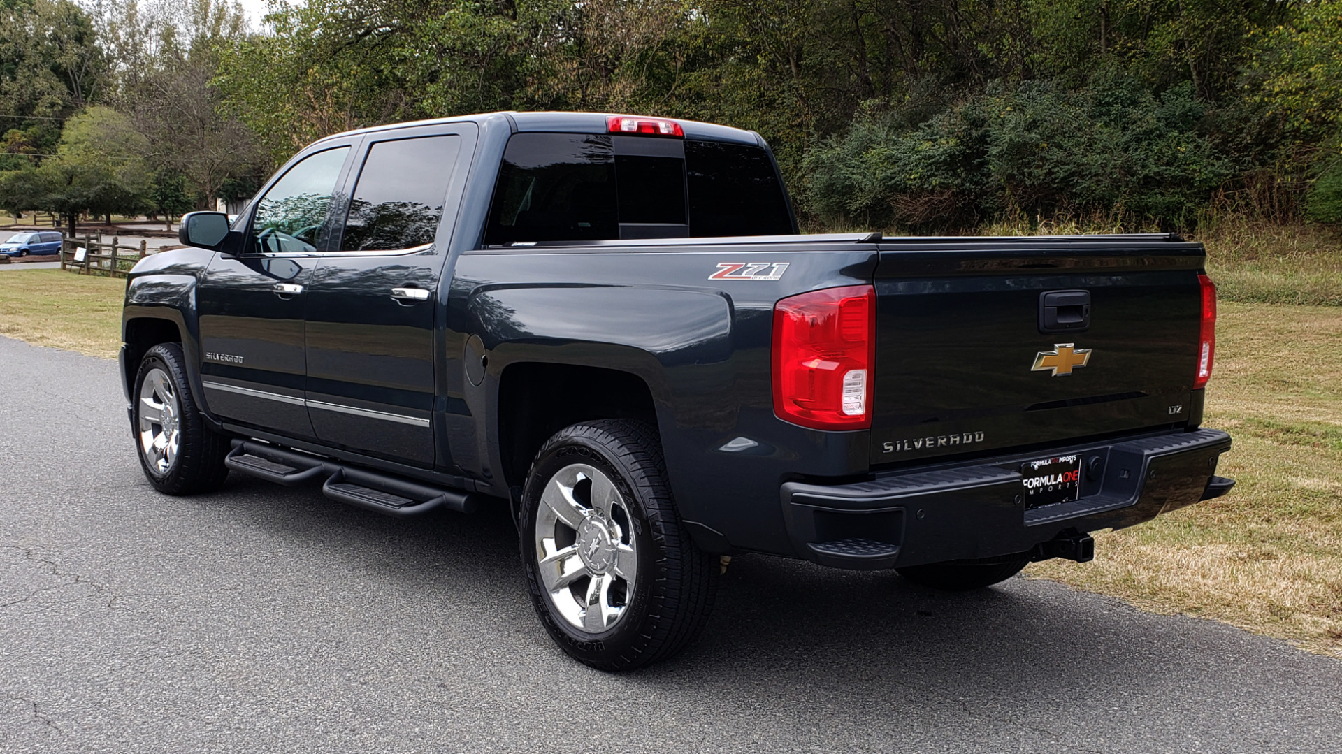 Used 2017 Chevrolet SILVERADO 1500 LTZ 4WD / NAV / BOSE / LEATHER / CAMERA / LOADED for sale Sold at Formula Imports in Charlotte NC 28227 12