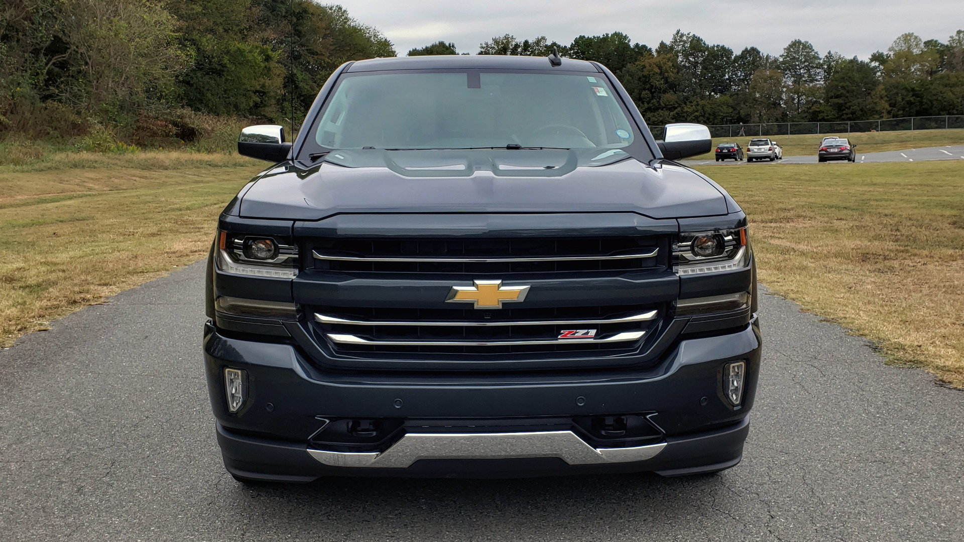 Used 2017 Chevrolet SILVERADO 1500 LTZ 4WD / NAV / BOSE / LEATHER / CAMERA / LOADED for sale Sold at Formula Imports in Charlotte NC 28227 21