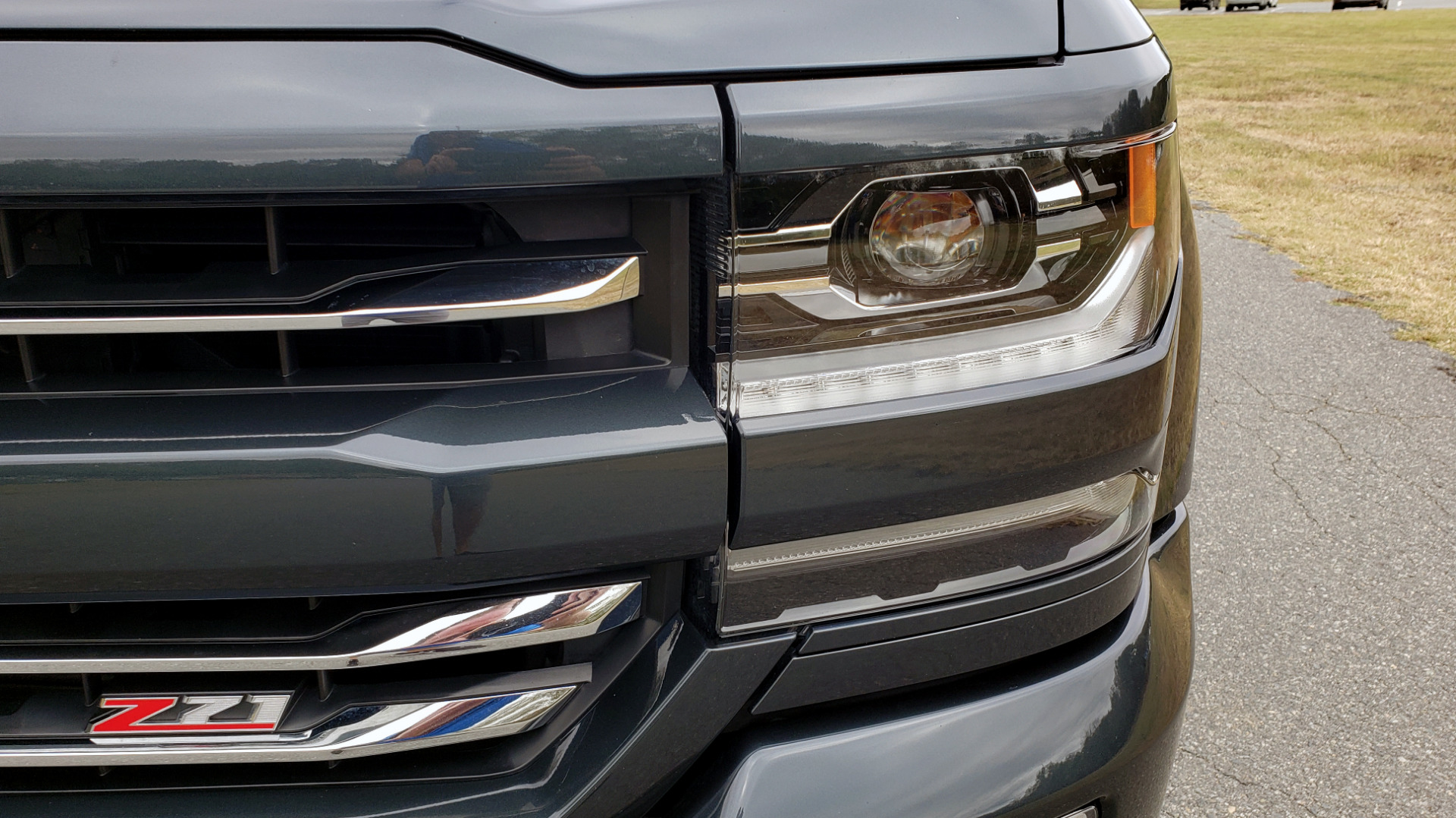 Used 2017 Chevrolet SILVERADO 1500 LTZ 4WD / NAV / BOSE / LEATHER / CAMERA / LOADED for sale Sold at Formula Imports in Charlotte NC 28227 23