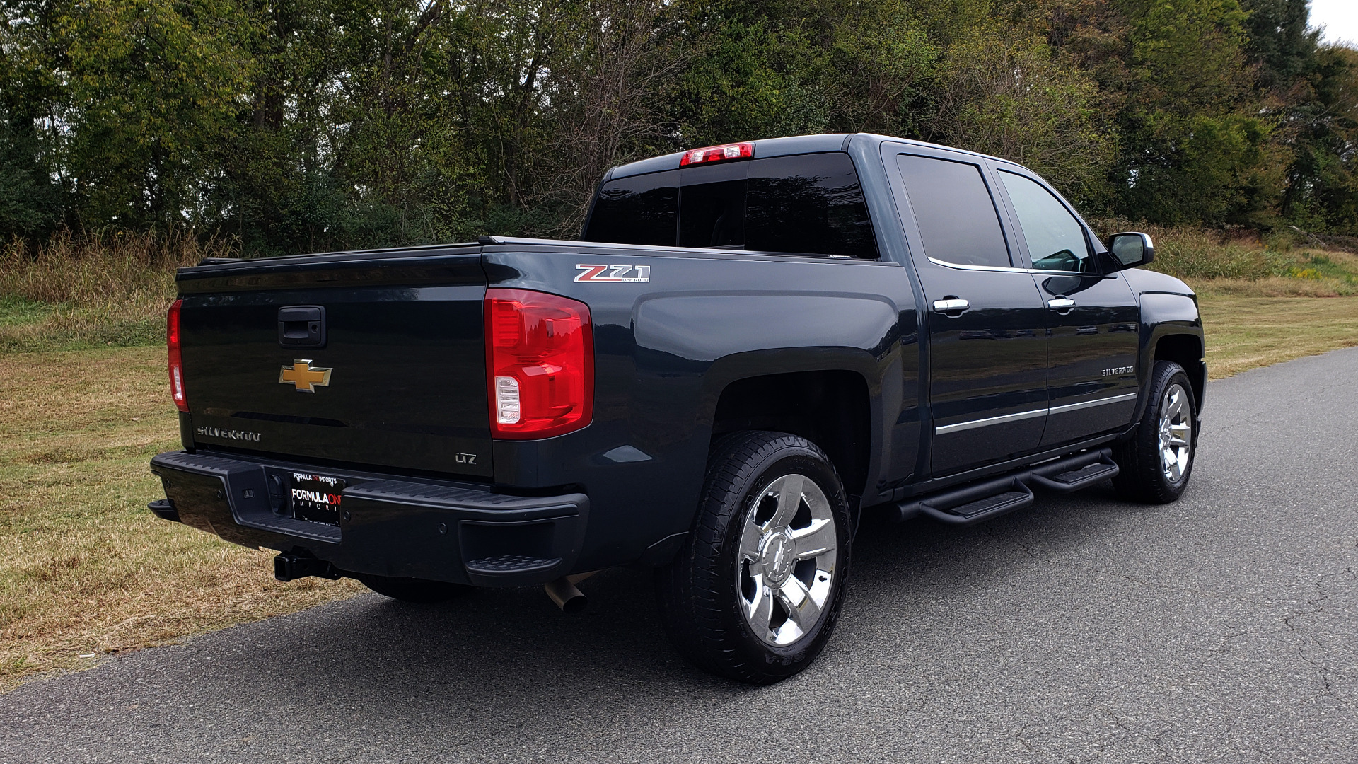 Used 2017 Chevrolet SILVERADO 1500 LTZ 4WD / NAV / BOSE / LEATHER / CAMERA / LOADED for sale Sold at Formula Imports in Charlotte NC 28227 25