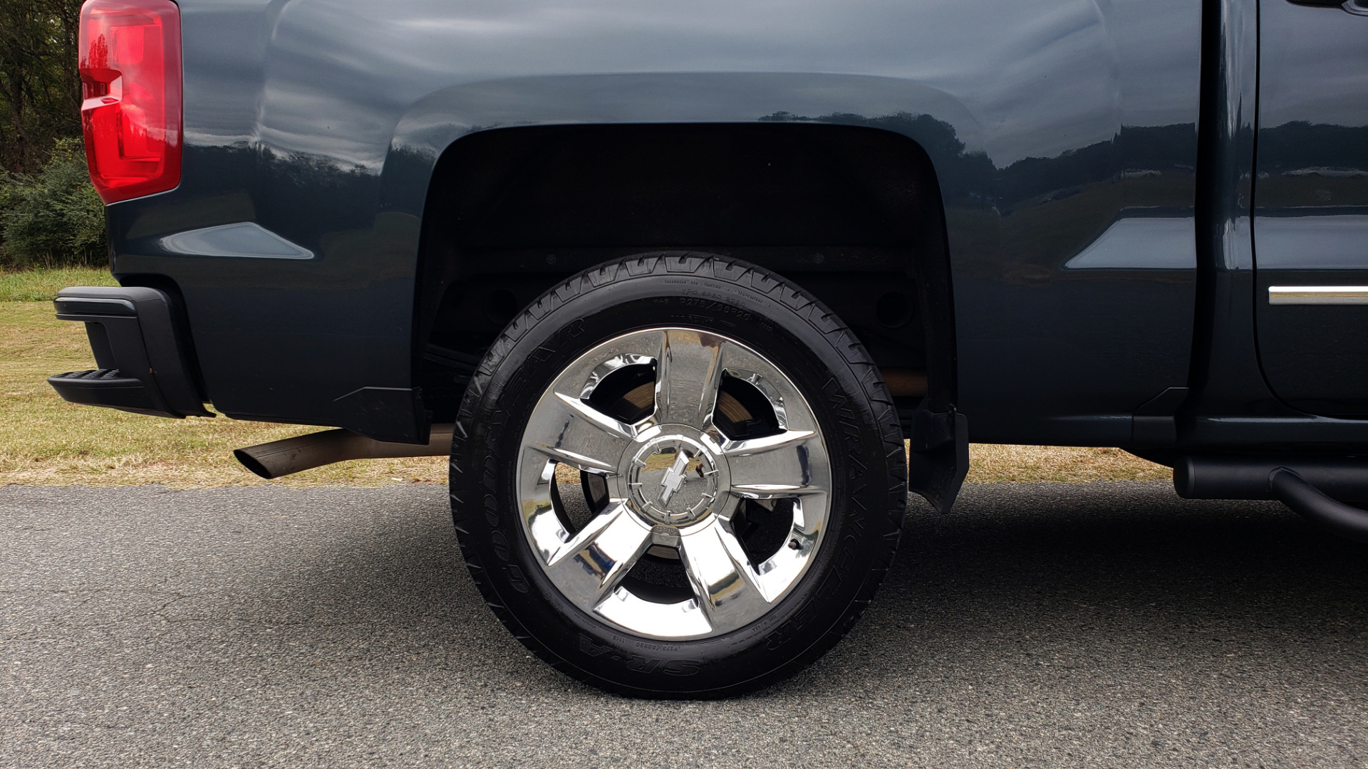 Used 2017 Chevrolet SILVERADO 1500 LTZ 4WD / NAV / BOSE / LEATHER / CAMERA / LOADED for sale Sold at Formula Imports in Charlotte NC 28227 28
