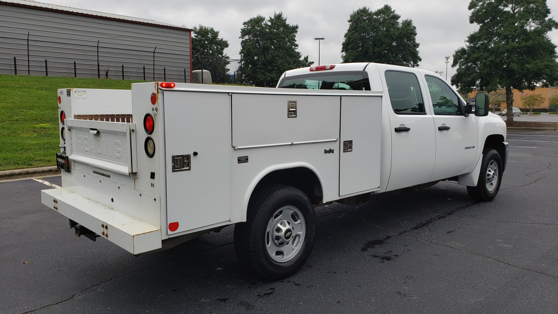 Used 2014 Chevrolet SILVERADO 2500HD WORK TRUCK 4WD / 6.0L V8 / AUTO / TOOL BOX / CLEAN for sale Sold at Formula Imports in Charlotte NC 28227 6