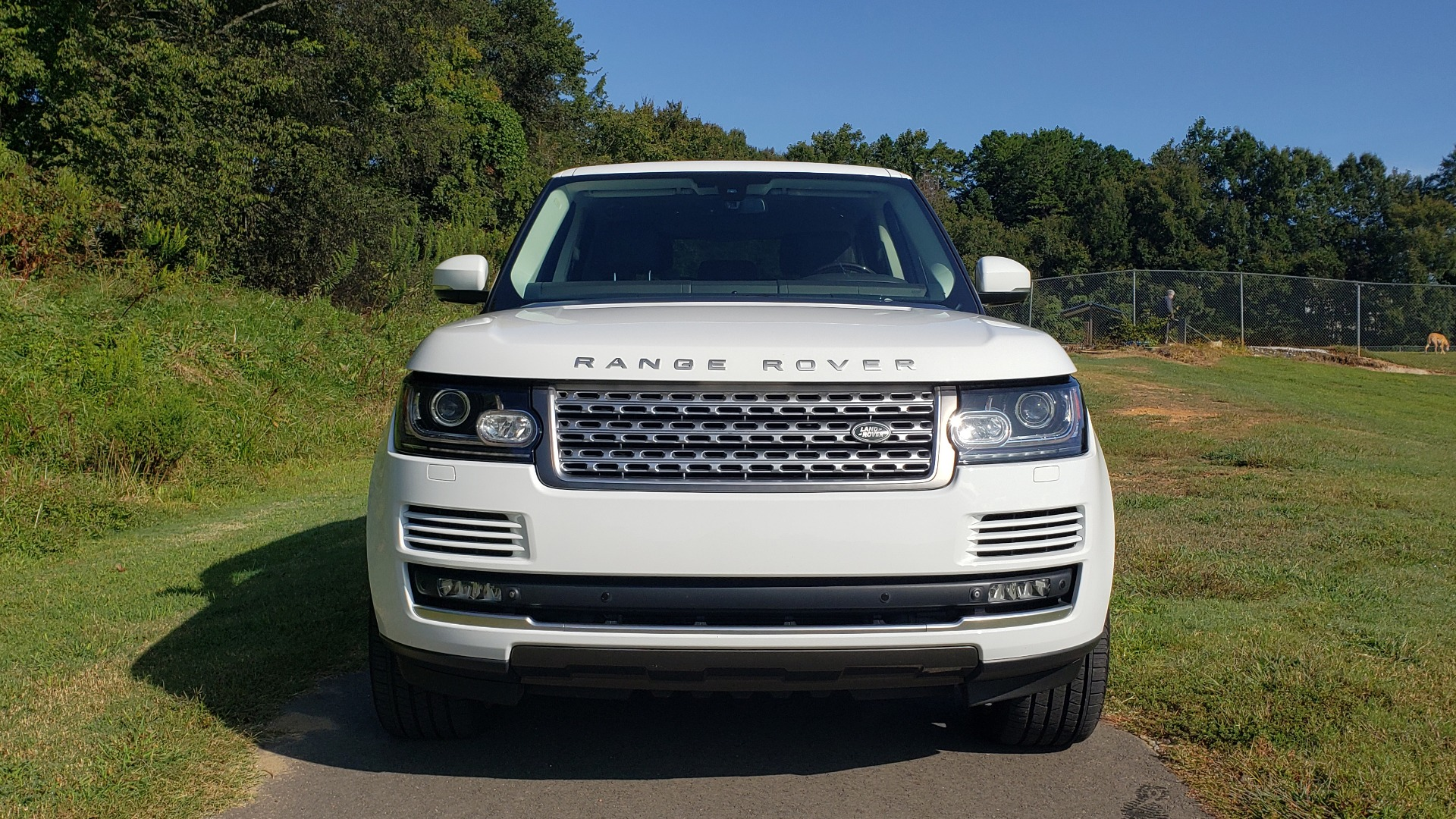 Used 2015 Land Rover Range Rover Supercharged for sale Sold at Formula Imports in Charlotte NC 28227 10