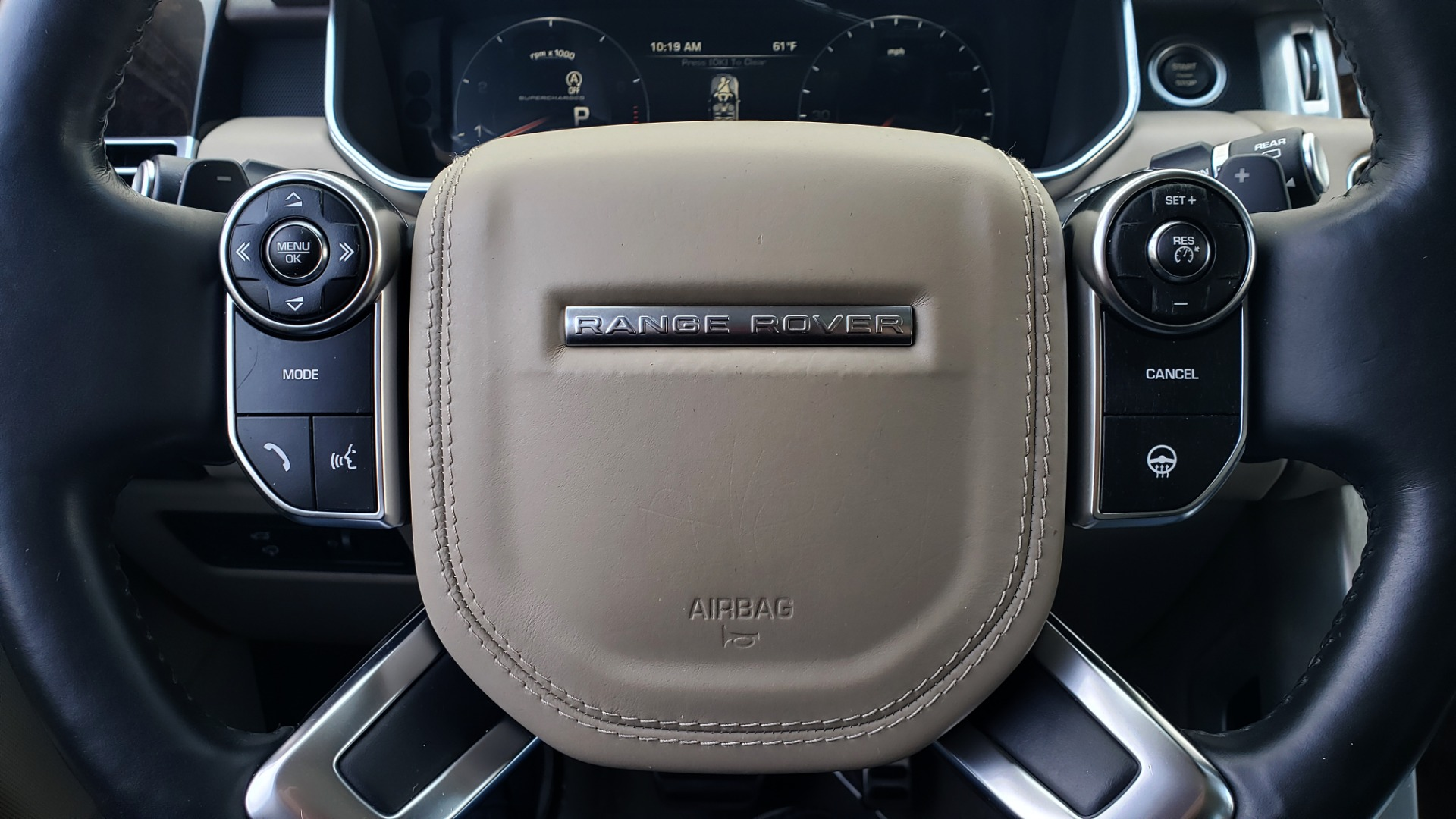 Used 2015 Land Rover Range Rover Supercharged for sale Sold at Formula Imports in Charlotte NC 28227 43
