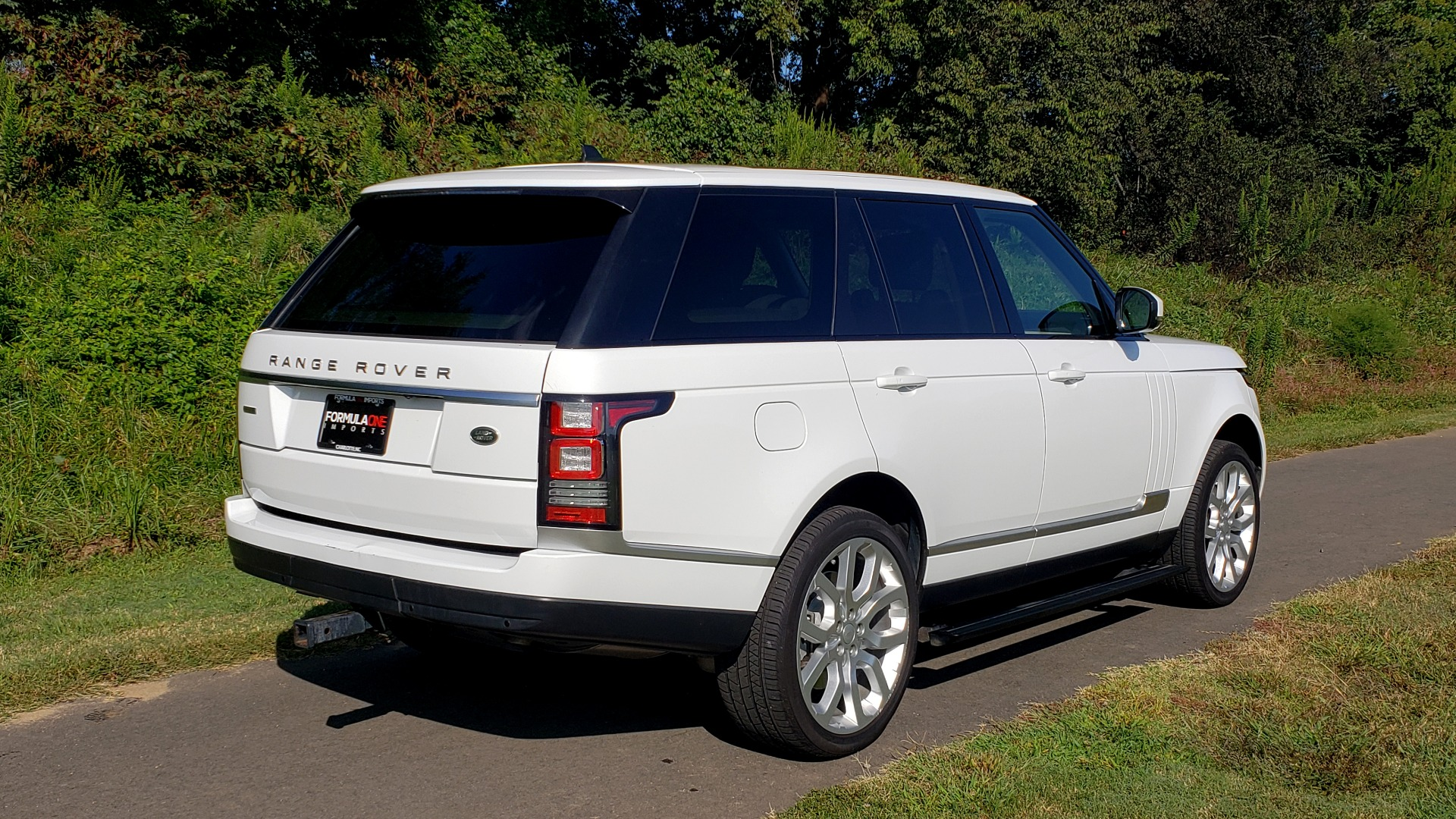 Used 2015 Land Rover Range Rover Supercharged for sale Sold at Formula Imports in Charlotte NC 28227 5