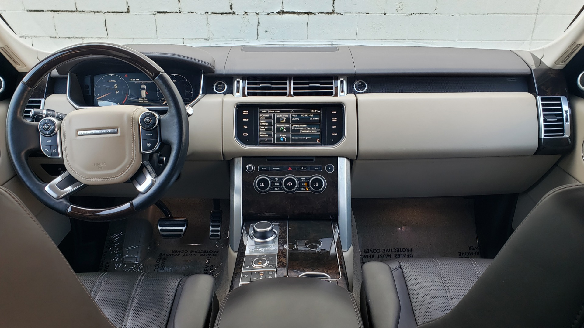 Used 2015 Land Rover Range Rover Supercharged for sale Sold at Formula Imports in Charlotte NC 28227 82