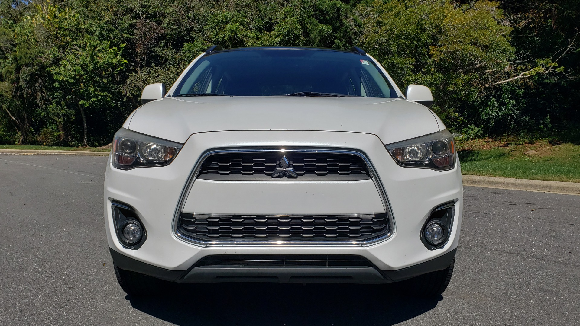 Used 2013 Mitsubishi OUTLANDER SPORT SE / 2WD / 4-DR SUV / CVT TRANS / PREMIUM SOUND / REARVIEW for sale Sold at Formula Imports in Charlotte NC 28227 21