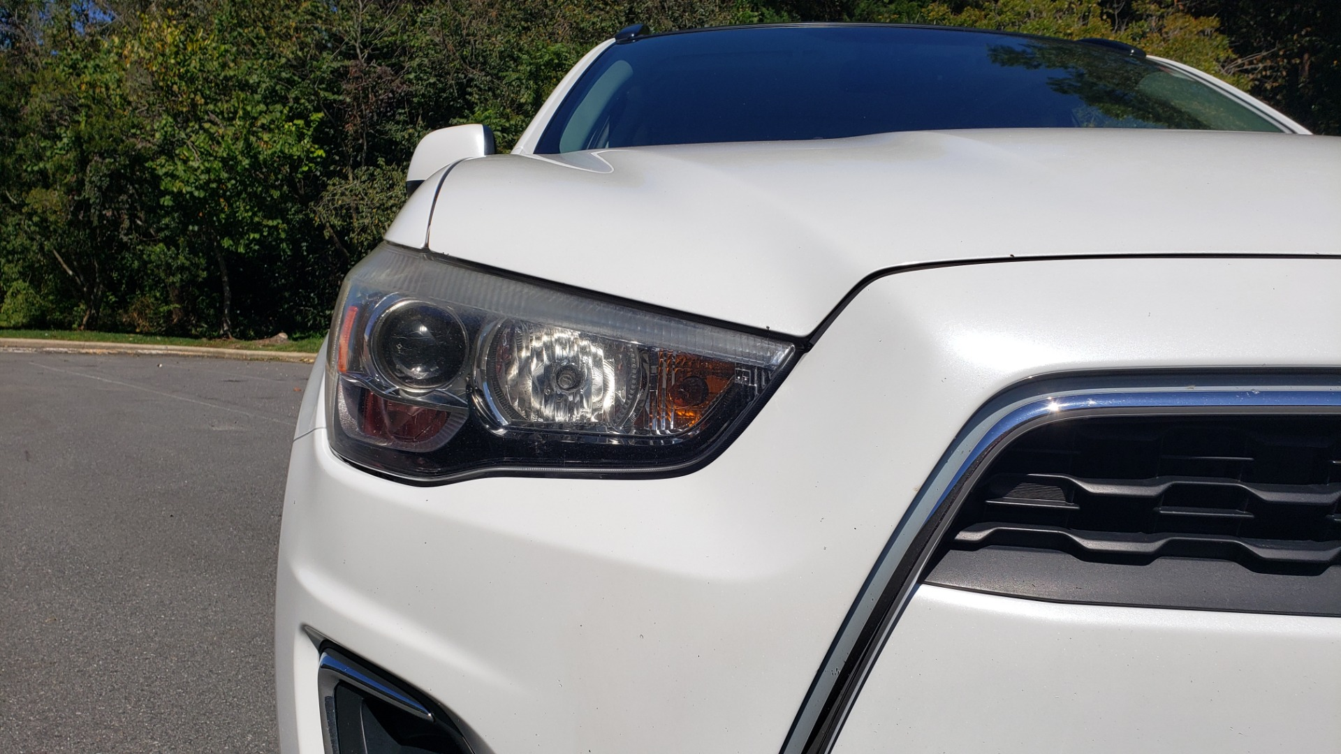 Used 2013 Mitsubishi OUTLANDER SPORT SE / 2WD / 4-DR SUV / CVT TRANS / PREMIUM SOUND / REARVIEW for sale $8,695 at Formula Imports in Charlotte NC 28227 22