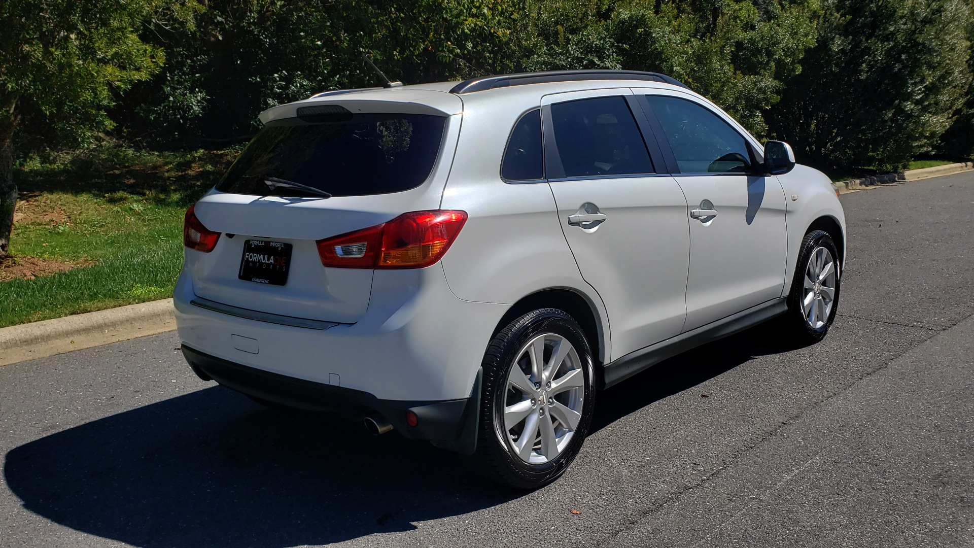 Used 2013 Mitsubishi OUTLANDER SPORT SE / 2WD / 4-DR SUV / CVT TRANS / PREMIUM SOUND / REARVIEW for sale $8,695 at Formula Imports in Charlotte NC 28227 6