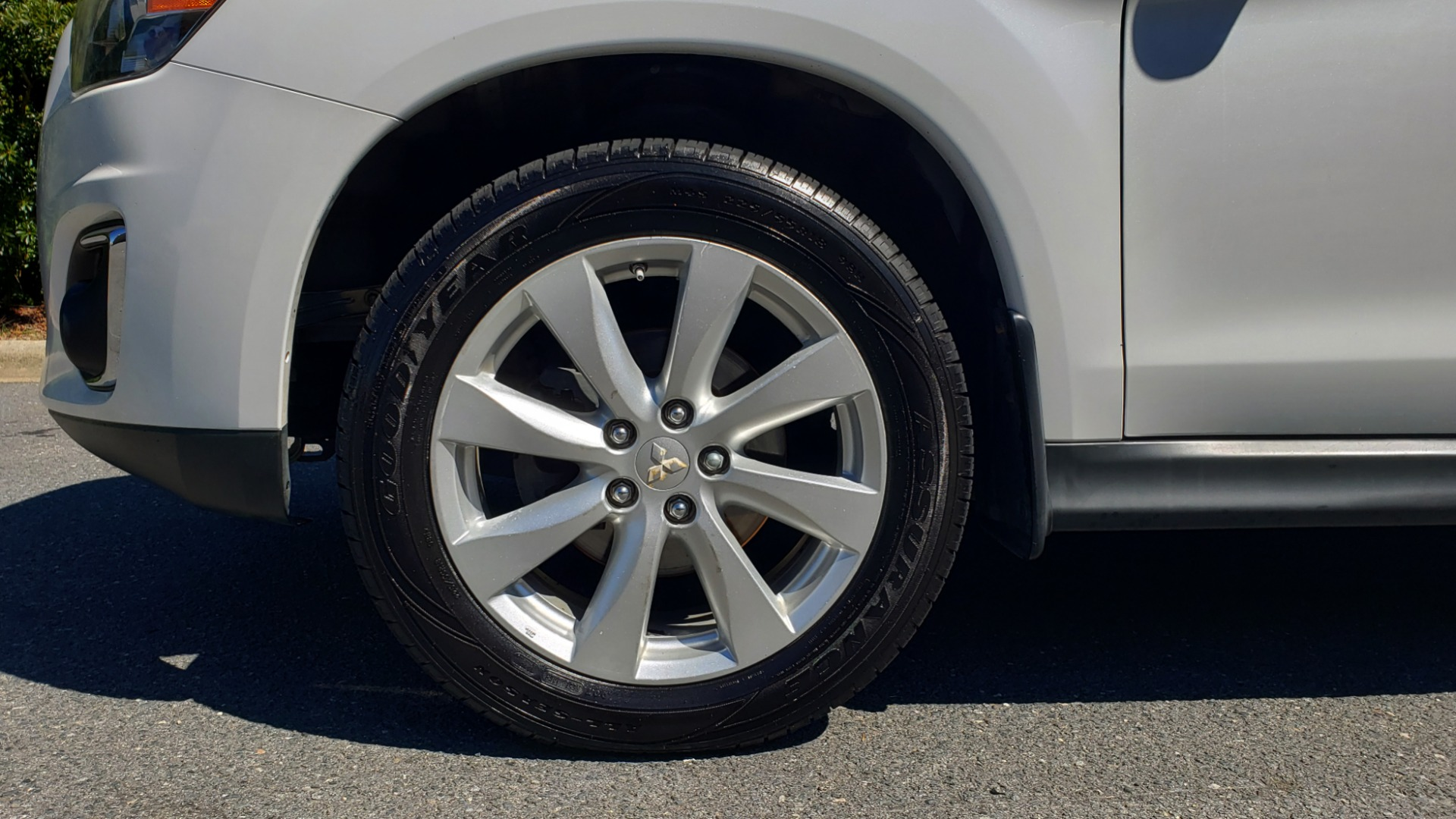 Used 2013 Mitsubishi OUTLANDER SPORT SE / 2WD / 4-DR SUV / CVT TRANS / PREMIUM SOUND / REARVIEW for sale $8,695 at Formula Imports in Charlotte NC 28227 72