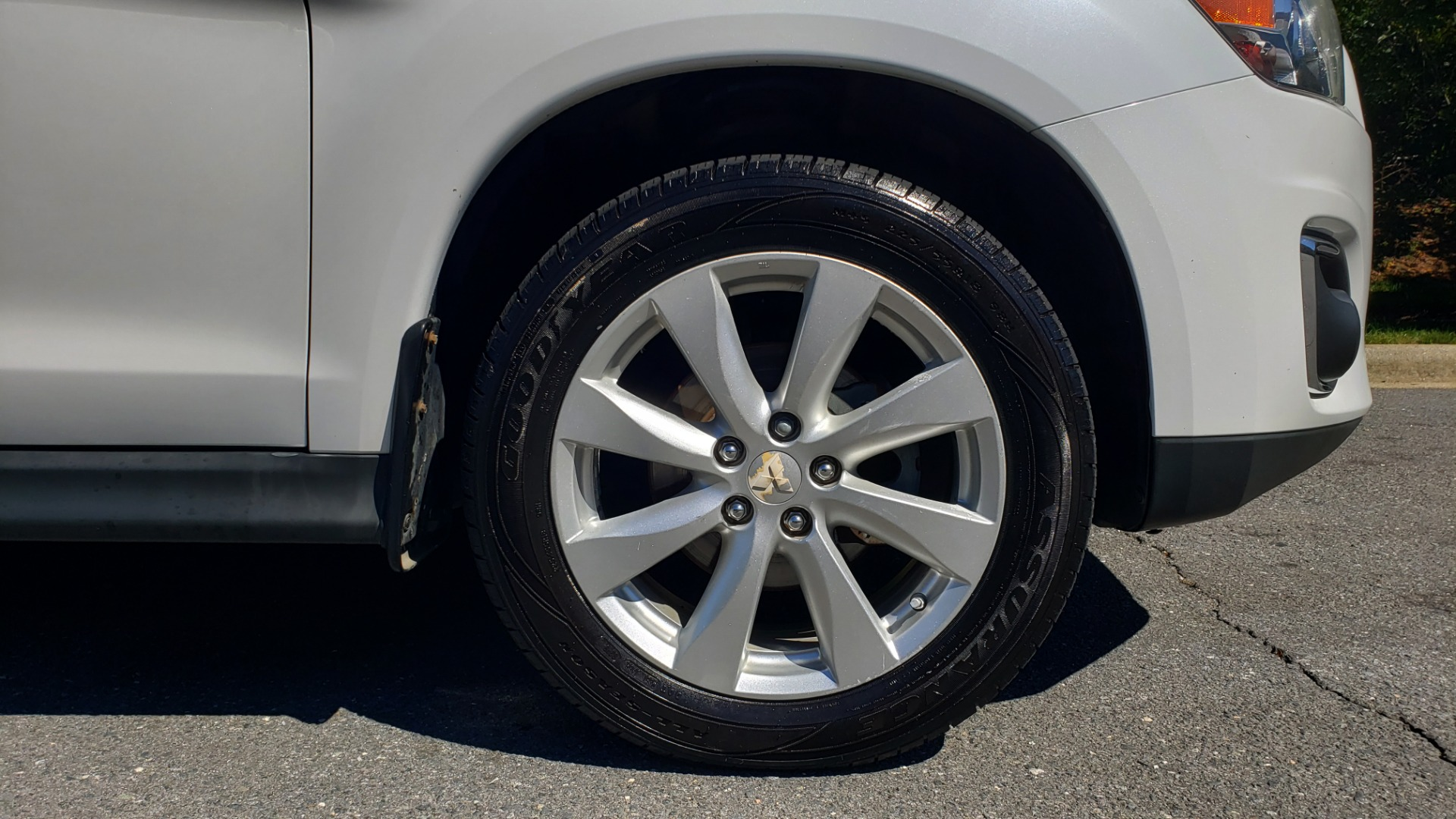 Used 2013 Mitsubishi OUTLANDER SPORT SE / 2WD / 4-DR SUV / CVT TRANS / PREMIUM SOUND / REARVIEW for sale $8,695 at Formula Imports in Charlotte NC 28227 75