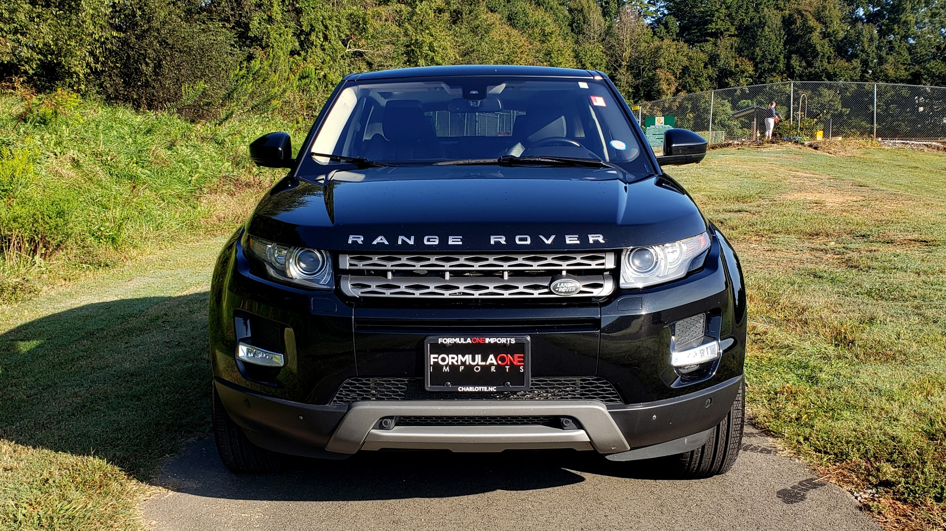 Used 2015 Land Rover RANGE ROVER EVOQUE PURE PREMIUM / PURE PLUS / CLIMATE COMFORT / REARVIEW for sale Sold at Formula Imports in Charlotte NC 28227 12