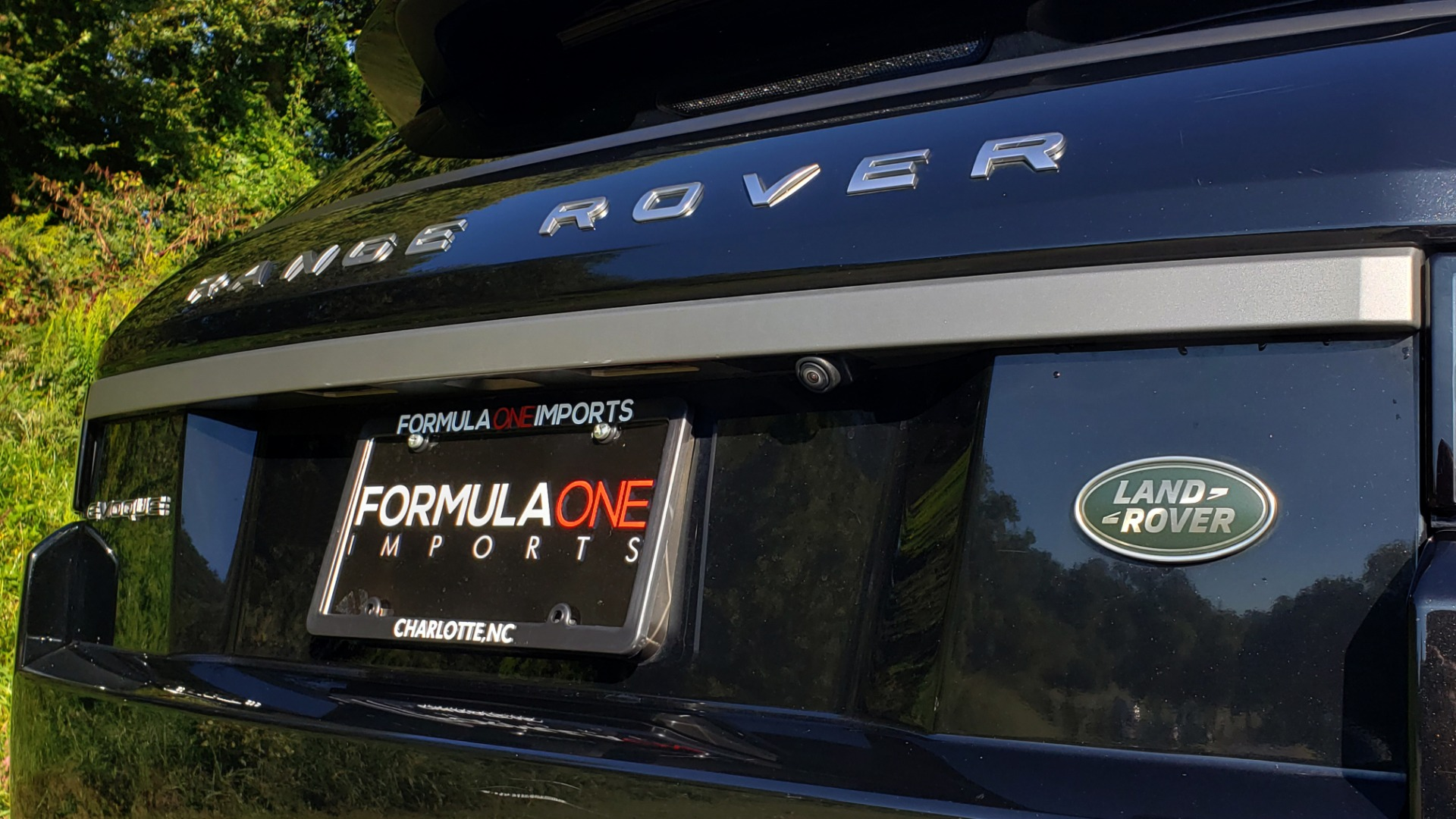 Used 2015 Land Rover RANGE ROVER EVOQUE PURE PREMIUM / PURE PLUS / CLIMATE COMFORT / REARVIEW for sale Sold at Formula Imports in Charlotte NC 28227 34