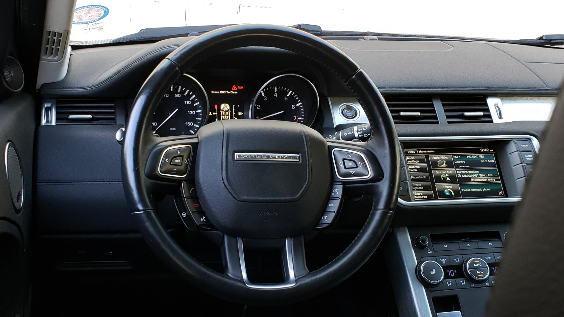 Used 2015 Land Rover RANGE ROVER EVOQUE PURE PREMIUM / PURE PLUS / CLIMATE COMFORT / REARVIEW for sale Sold at Formula Imports in Charlotte NC 28227 42