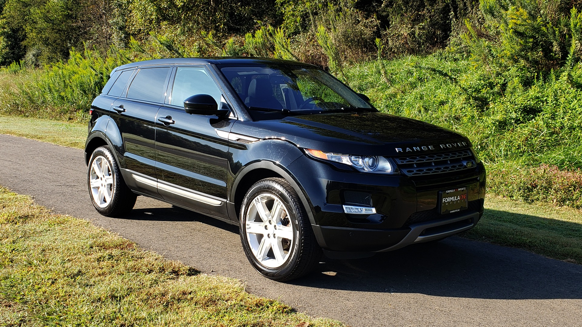 Used 2015 Land Rover RANGE ROVER EVOQUE PURE PREMIUM / PURE PLUS / CLIMATE COMFORT / REARVIEW for sale Sold at Formula Imports in Charlotte NC 28227 6