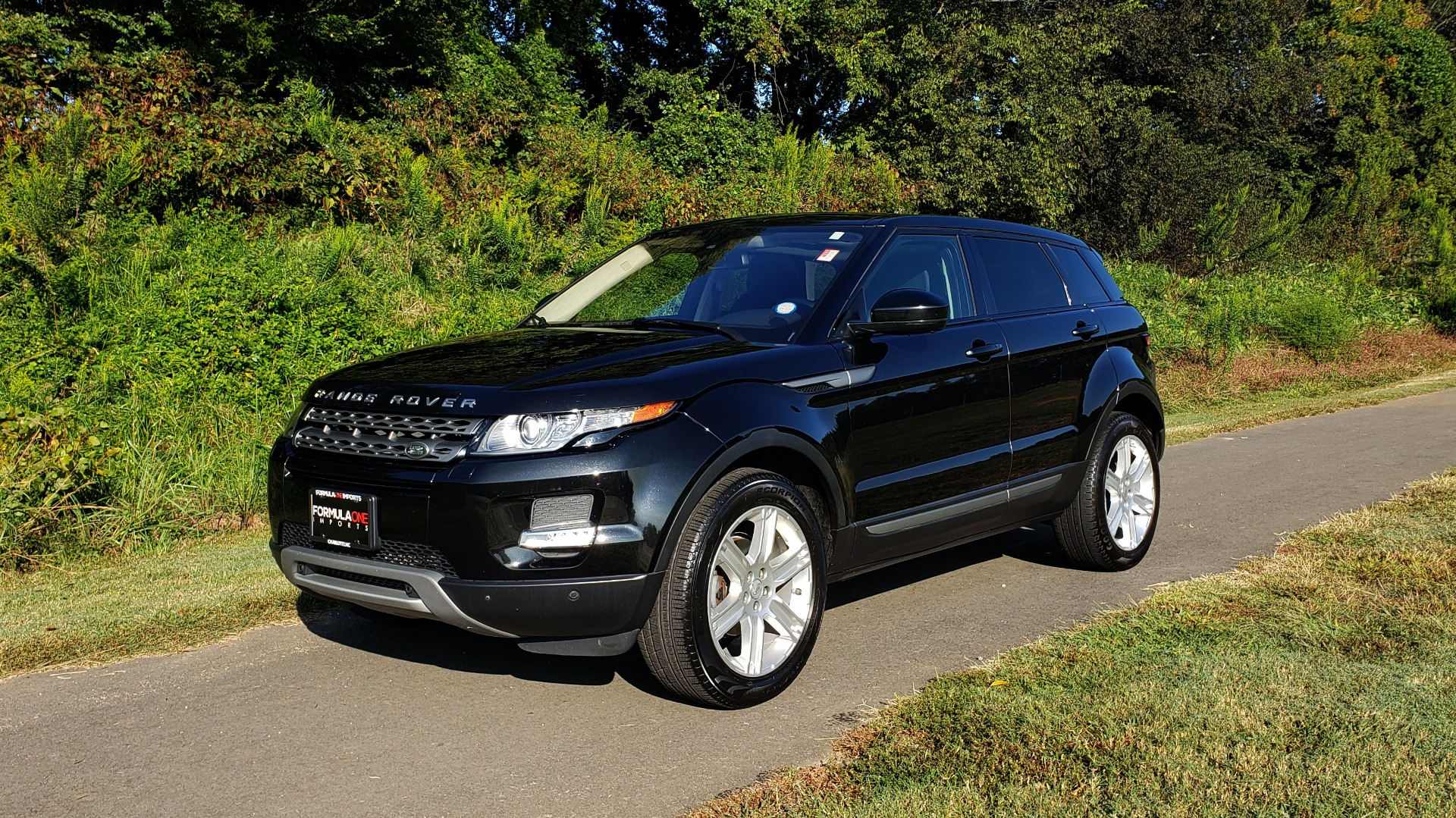 Used 2015 Land Rover RANGE ROVER EVOQUE PURE PREMIUM / PURE PLUS / CLIMATE COMFORT / REARVIEW for sale Sold at Formula Imports in Charlotte NC 28227 7