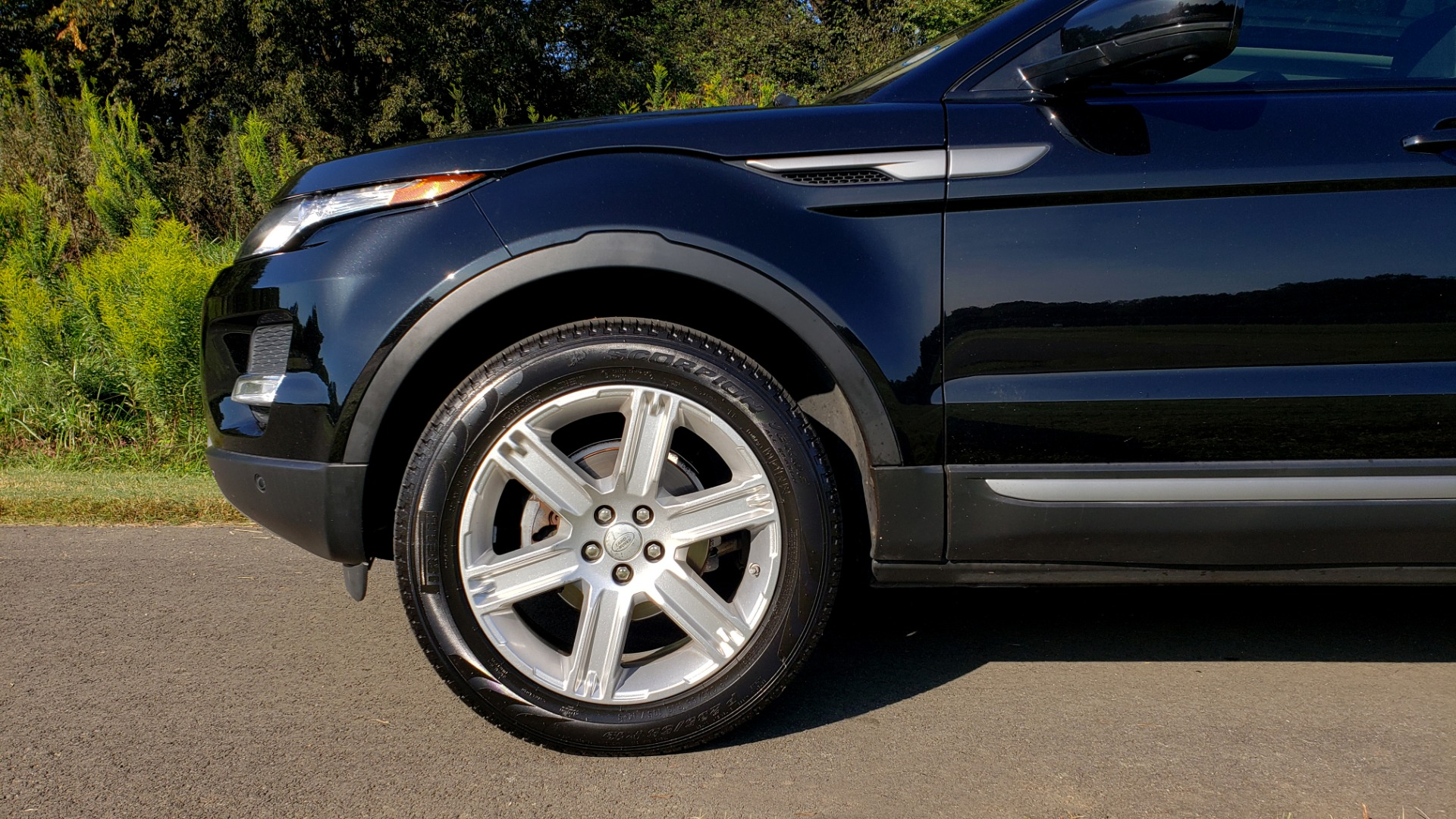Used 2015 Land Rover RANGE ROVER EVOQUE PURE PREMIUM / PURE PLUS / CLIMATE COMFORT / REARVIEW for sale Sold at Formula Imports in Charlotte NC 28227 84