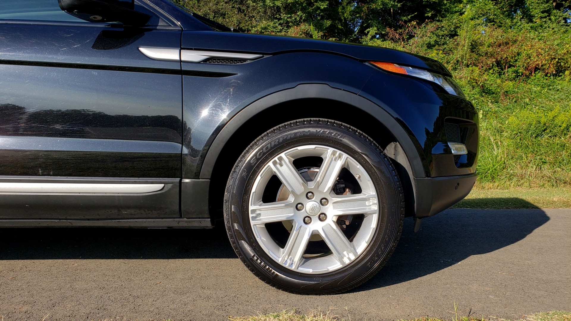 Used 2015 Land Rover RANGE ROVER EVOQUE PURE PREMIUM / PURE PLUS / CLIMATE COMFORT / REARVIEW for sale Sold at Formula Imports in Charlotte NC 28227 87
