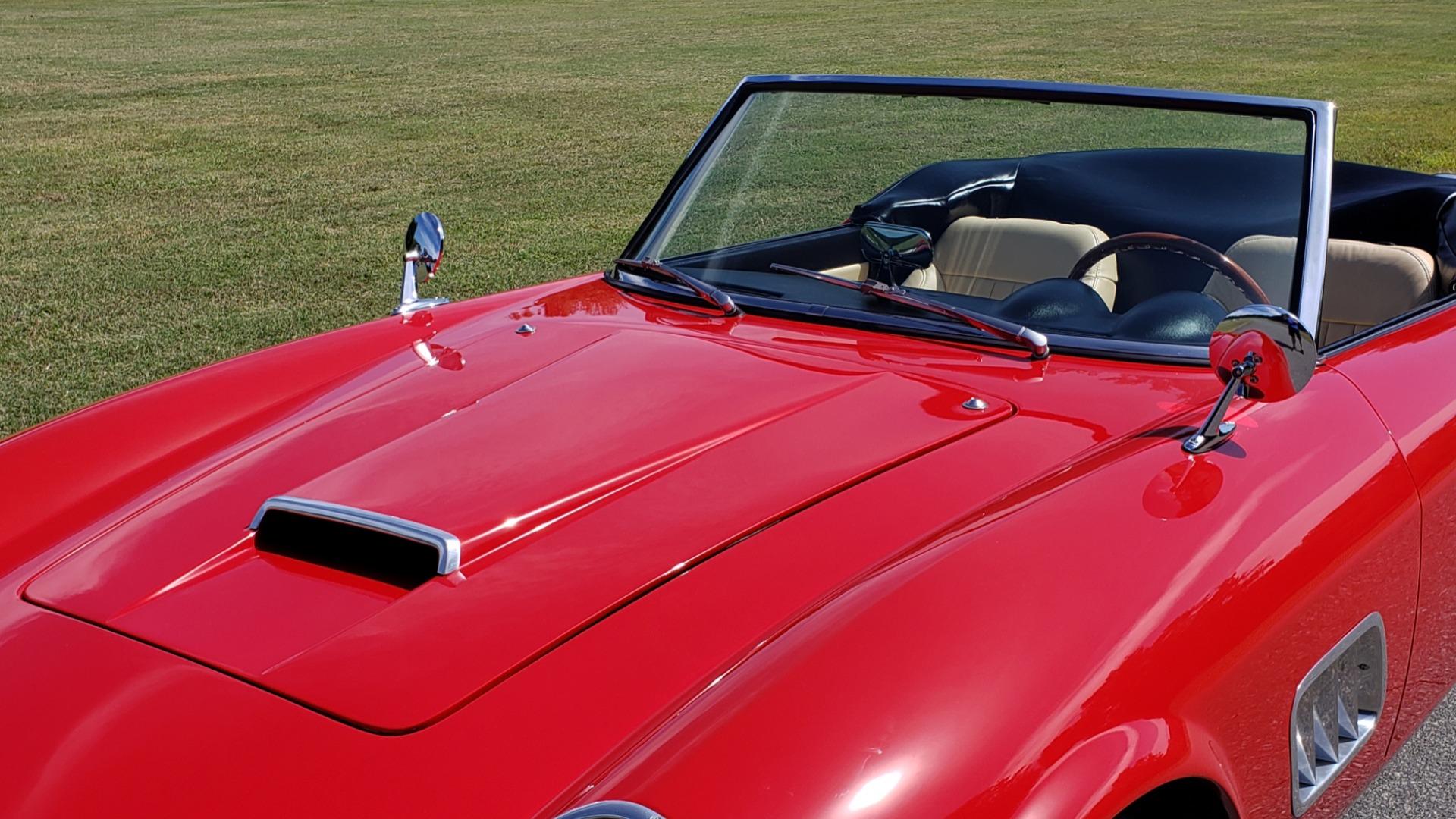 Used 1961 Ferrari 250GT SWB CALIFORNIA REPLICA / 302CI V8 / TREMEC 5-SPEED for sale Sold at Formula Imports in Charlotte NC 28227 16