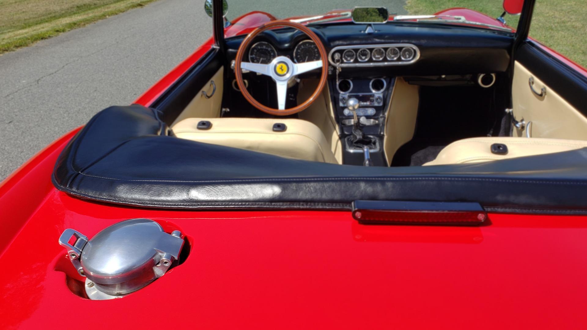 Used 1961 Ferrari 250GT SWB CALIFORNIA REPLICA / 302CI V8 / TREMEC 5-SPEED for sale Sold at Formula Imports in Charlotte NC 28227 17