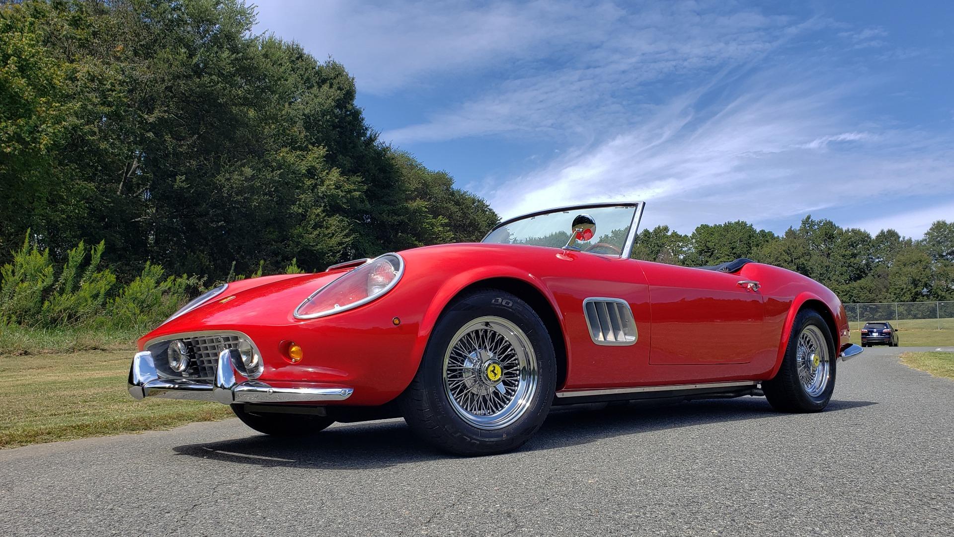 Used 1961 Ferrari 250GT SWB CALIFORNIA REPLICA / 302CI V8 / TREMEC 5-SPEED for sale Sold at Formula Imports in Charlotte NC 28227 2