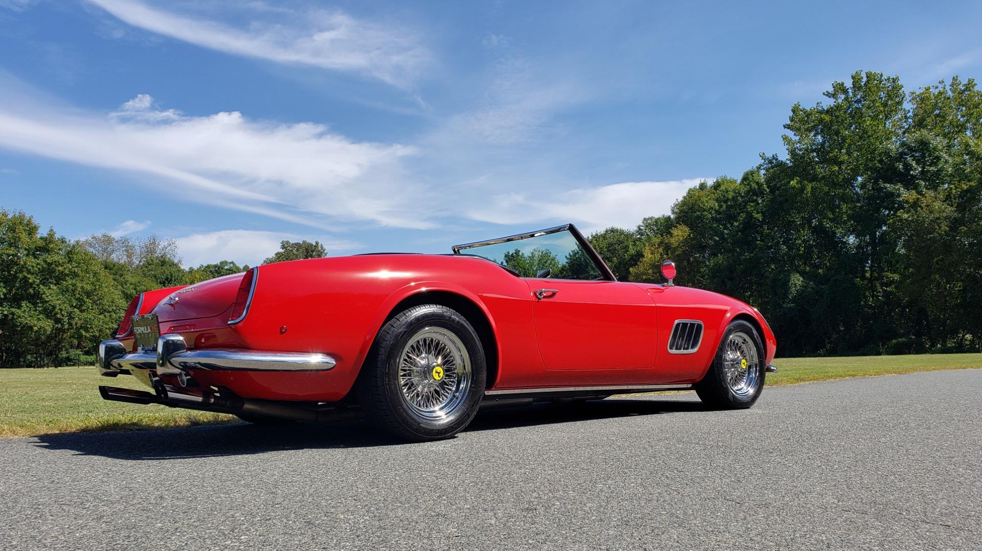 Used 1961 Ferrari 250GT SWB CALIFORNIA REPLICA / 302CI V8 / TREMEC 5-SPEED for sale Sold at Formula Imports in Charlotte NC 28227 24