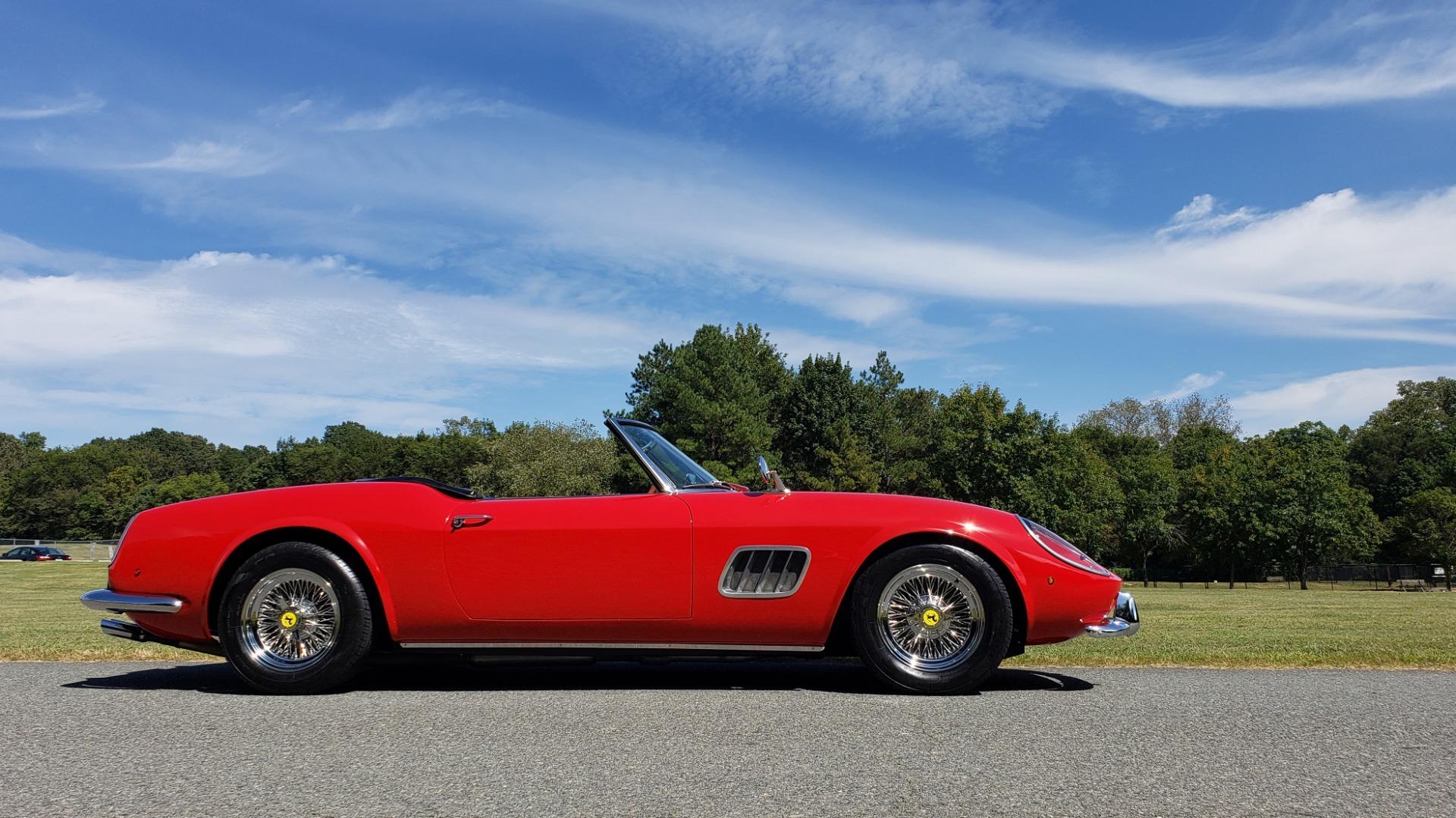Used 1961 Ferrari 250GT SWB CALIFORNIA REPLICA / 302CI V8 / TREMEC 5-SPEED for sale Sold at Formula Imports in Charlotte NC 28227 25