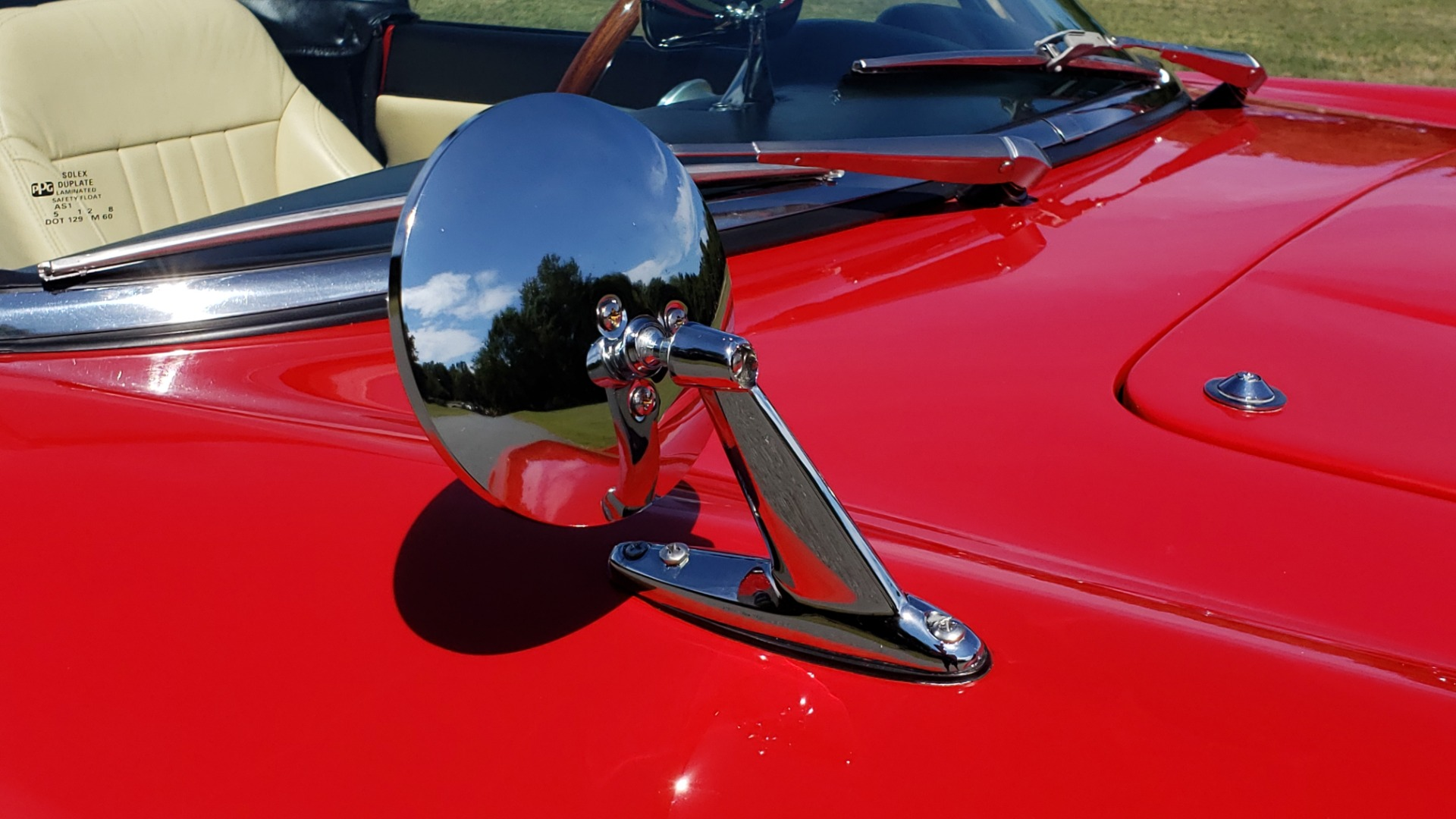 Used 1961 Ferrari 250GT SWB CALIFORNIA REPLICA / 302CI V8 / TREMEC 5-SPEED for sale Sold at Formula Imports in Charlotte NC 28227 32